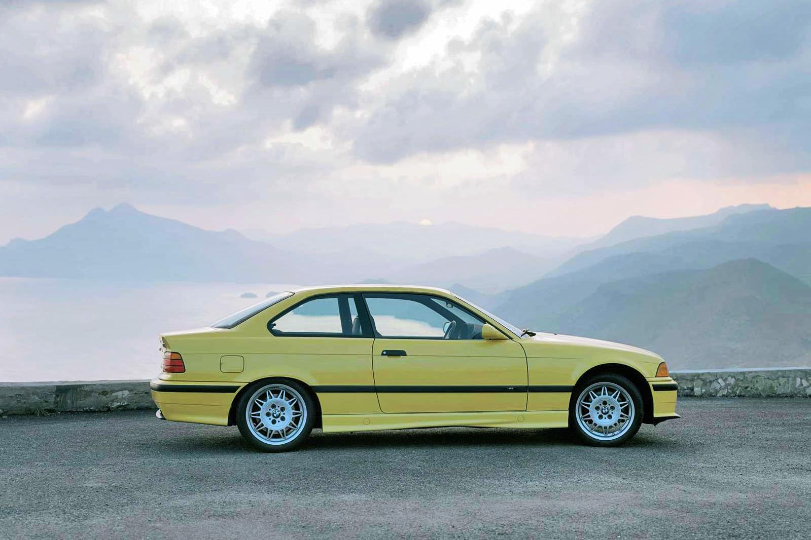Rarer by far than the Boss – just 45 examples were ever sold – the '94 M3 Euro-spec was BMW's love letter to its Canadian customers. They never got a car this good in the US; to quote the old Red Rose tea ads... pity.