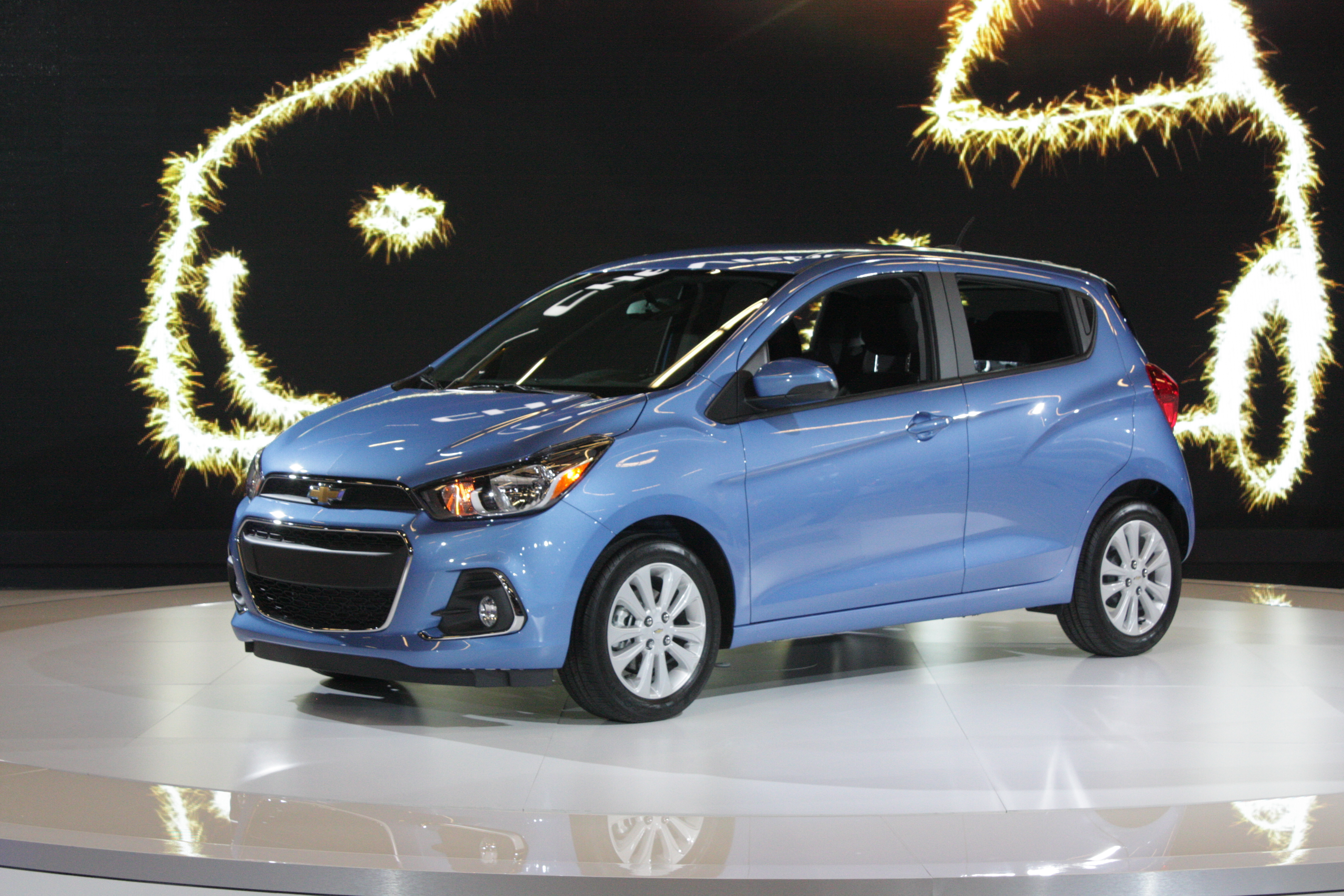 ... but the other three cars are no less significant: there's the Spark subcompact, which now boasts a sub-$10,000 starting price...