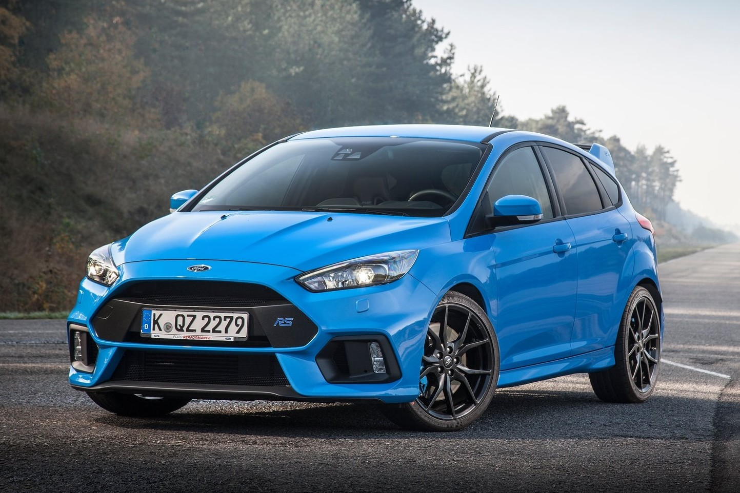 The exciting news from Ford is the Focus RS, an all-wheel drive version of the popular Focus hatchback that boasts around 350 hp from its turbocharged engine.