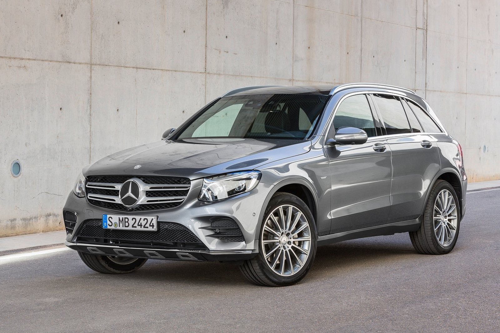 Mercedes-Benz had two vehicles making their first appearances at a Canadian auto show. One is the GLC-Class, the latest version of its compact crossover line, formerly known as the GLK...