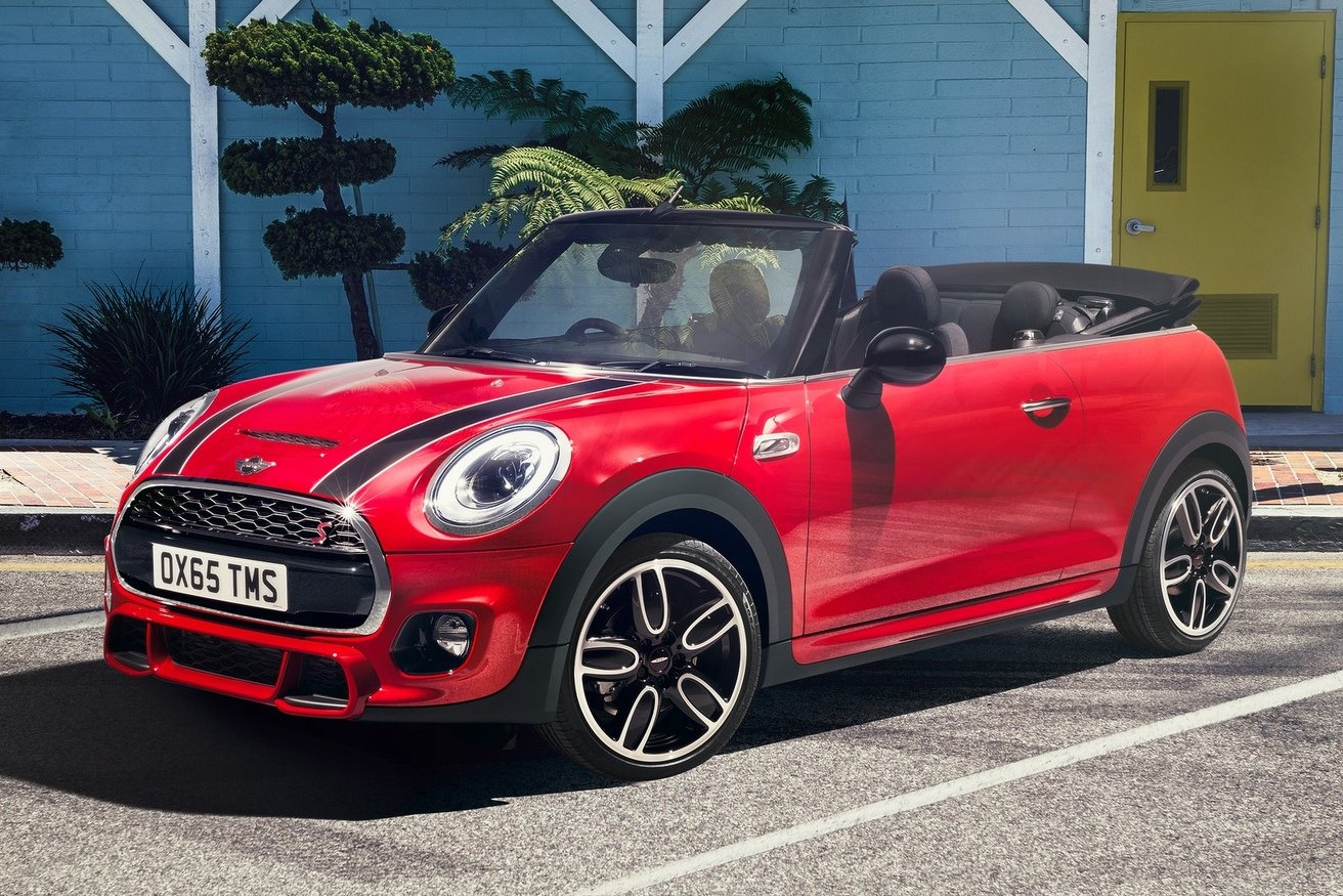 ... along with an also-new convertible variant.