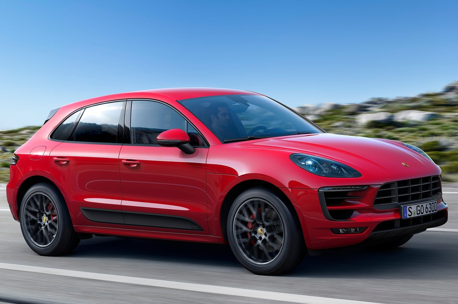 Porsche's Canadian news is the Macan GTS, a new version of the company's compact crossover that slots in between the existing S and Turbo trims.