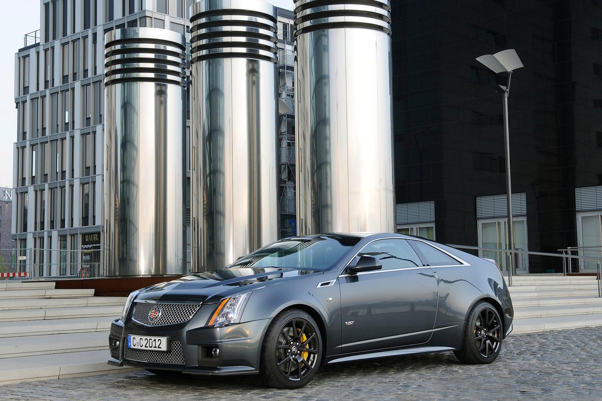 """<b>Why:</b> Hear that whining, hissing sound? It's not the wife getting riled up that you didn't load the dishwasher to code: it's an Eaton supercharger the size of a toaster oven stuffing an LSA V8 full of gasoline and boost. Partly, that's how CTS-V makes a whopping 556 horsepower, which can put the rear tires up in smoke on command if desired, or, launch you from 0 to 100 km/h faster than she can say """"not tonight honey."""""""