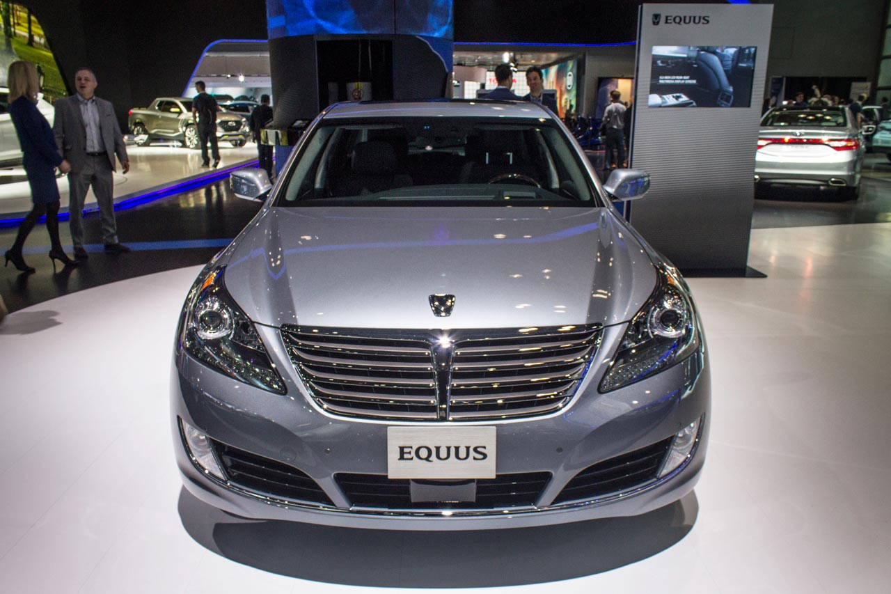 Certainly for the bargain-hunting chauffeur, there's not much that'll beat the Hyundai Equus in bang for buck. It provides most of the luxury of a stretched Mercedes S-Class, for about the same price as an optioned-to-the-hilt BMW 3-series.