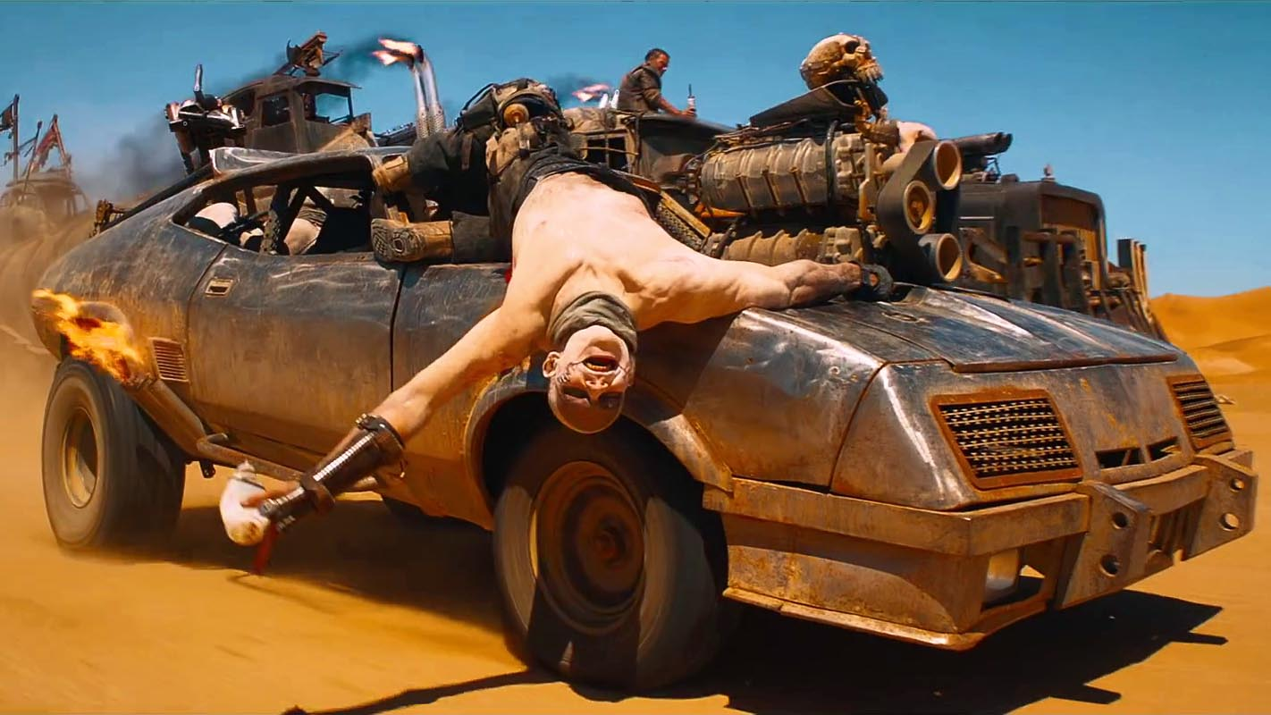 <i>Fury Road</i> flips the script on the Ford Falcon XB GT Coupe - at least in the trailer - by taking what was the hero car of the original Mad Max movie and turning it over to the desert army.