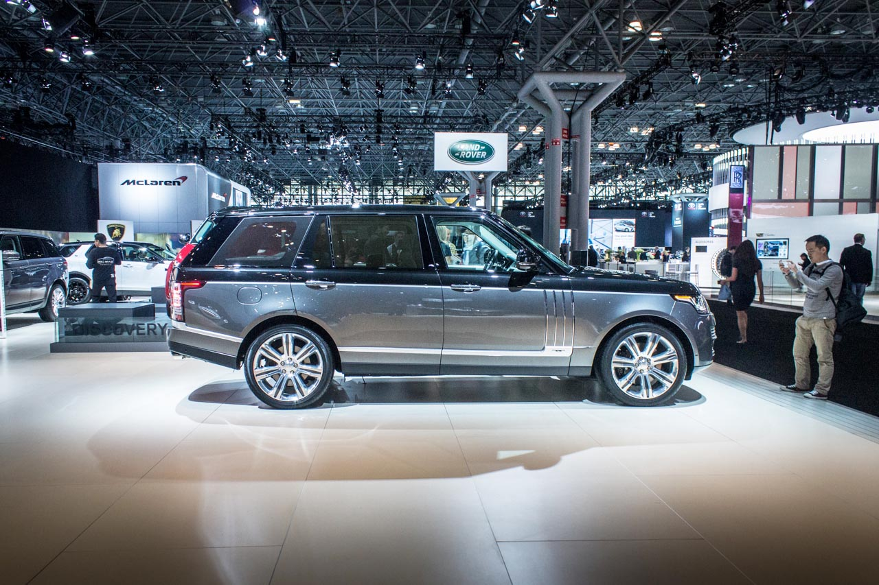 The SVAutobiography version of the full-sized Range Rover provides supreme capability to go with the luxury. It's extremely expensive, but also unstoppable.