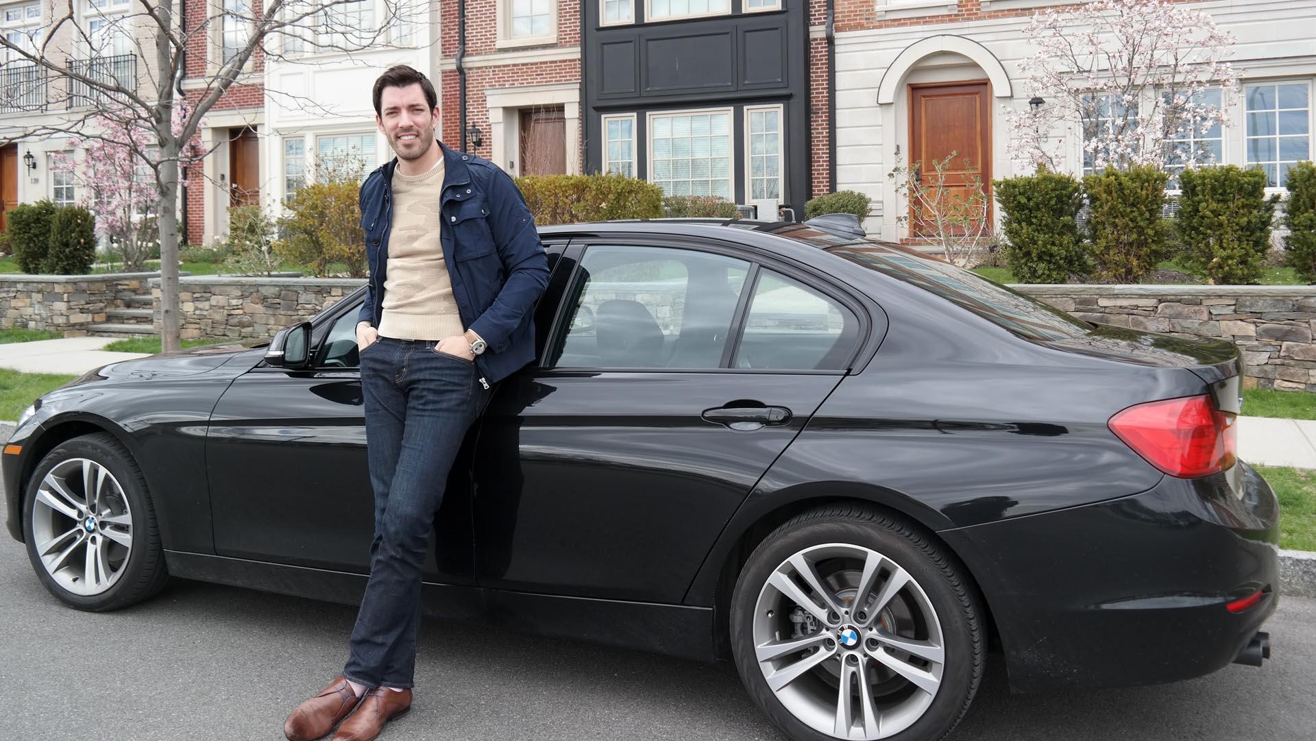 Drew with his 2013 BMW 328xi
