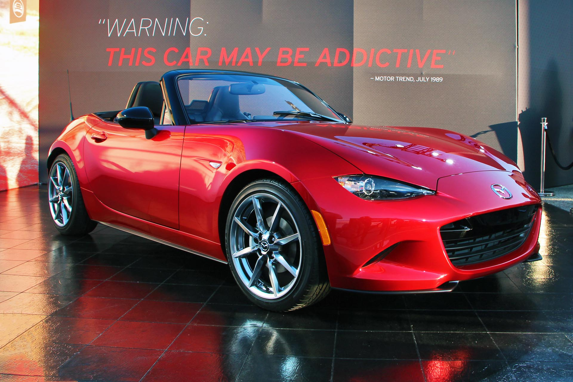 Ignore the haters. Talk to anyone who's actually driven a Mazda MX-5 (also known as the Miata) and they'll sing its praises. It's nimble, responsive, communicative – in short, the perfect driver's car. Need more rear visibility? Put the roof down. Of course, it's a two-seat convertible in a crossover/SUV world so highway driving can be a bit intimidating if you find yourself trapped between a tractor-trailer and a Cadillac Escalade.
