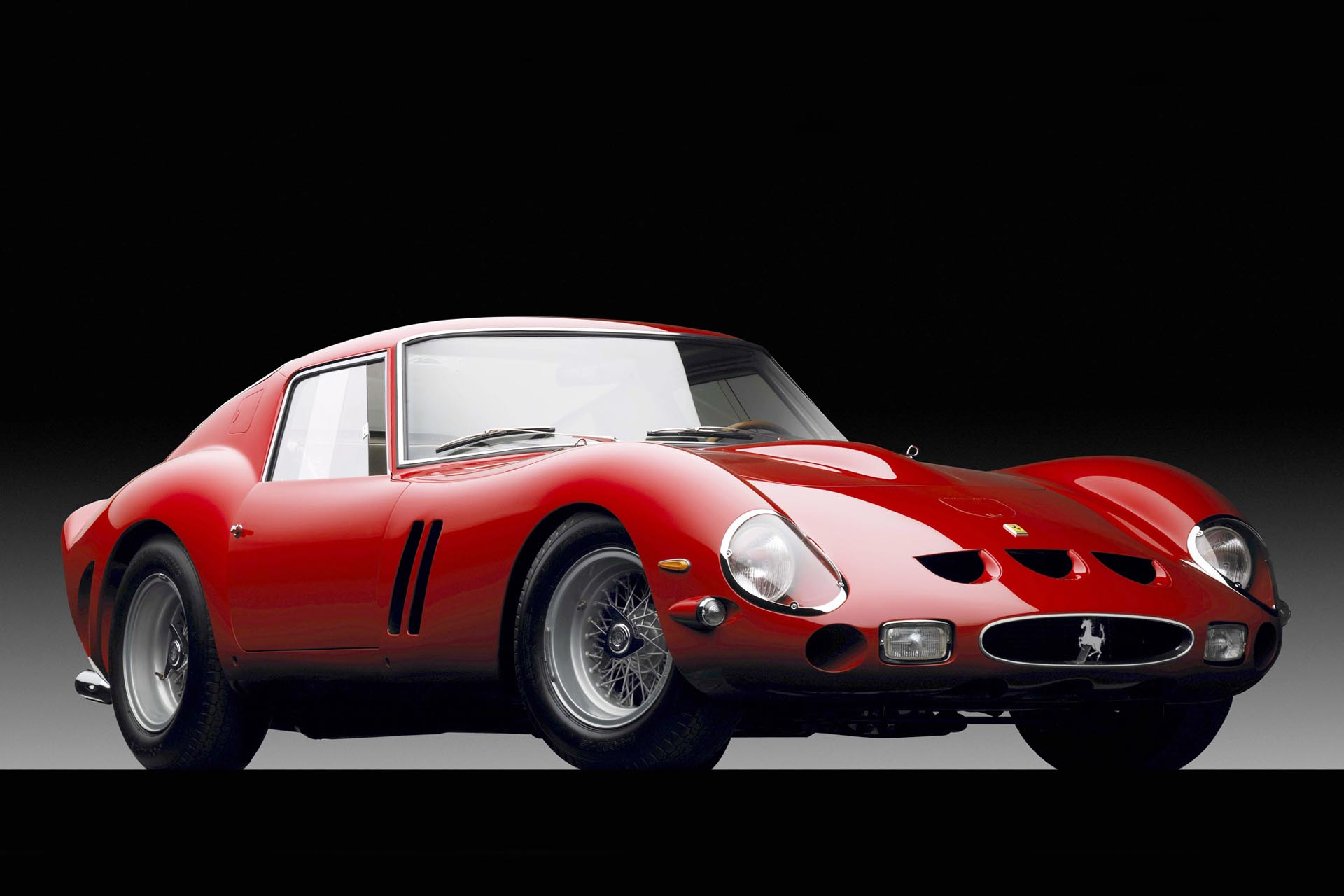 It is said that Enzo Ferrari cared only about racing, and sold road cars basically because he had to fund his competition models. The GTO, then, gets to be a blend of the best, a homologation special intended for racing, but certified for road use.