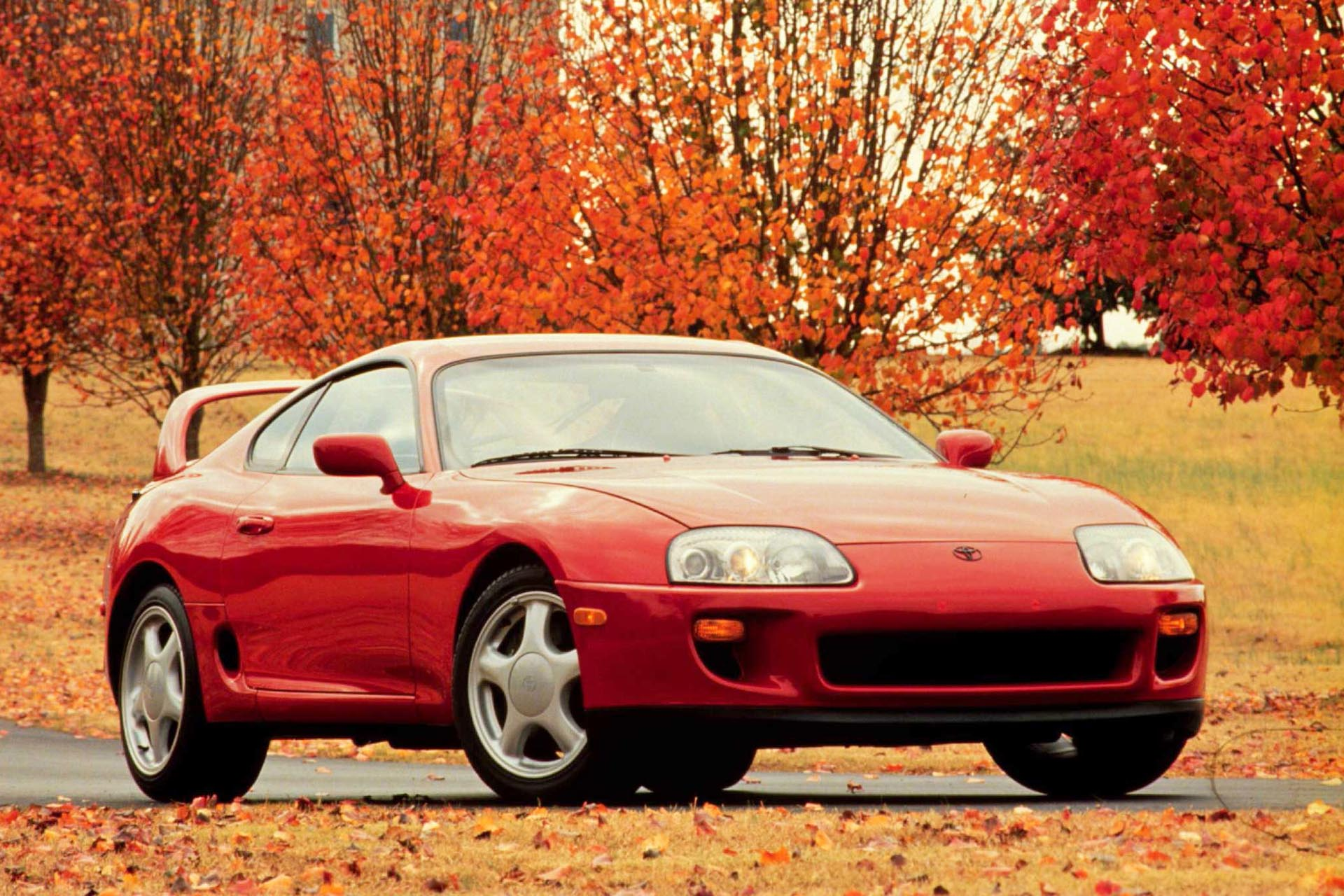 If one of these things floats up for sale, unmodified, buy it yesterday and stick it in the vault. Bound to skyrocket in value, the twin-turbo Supra was king of the hill in the wild days of Japanese muscle, and this limited-edition version will be a collector's favourite.