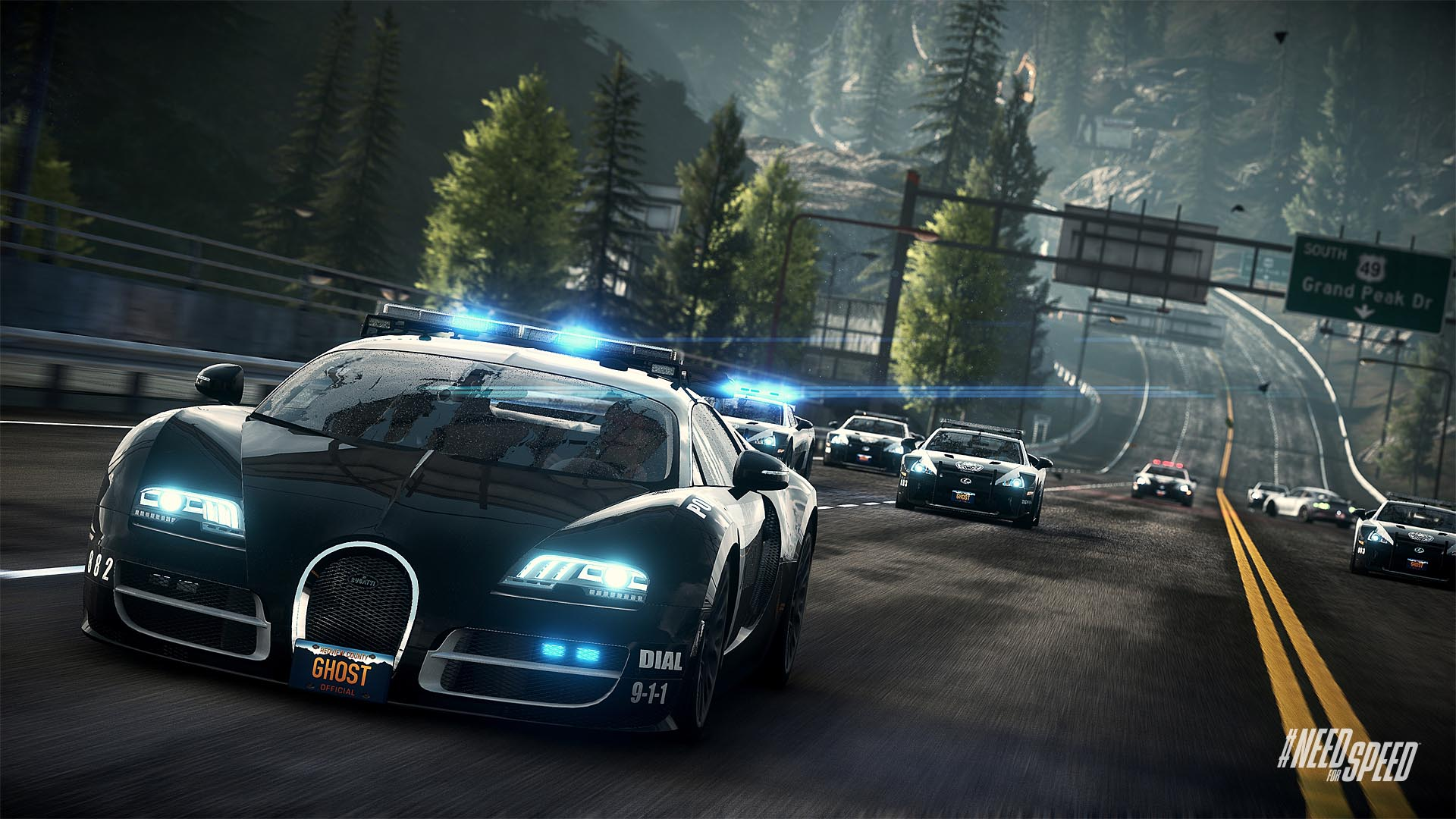 There's a new <i>Need for Speed</i> expected in November, but if you need your classic cops vs street racers fix, there's nothing better. If you're out looking for a physical copy, the Complete Edition includes all DLC packs. The Wii U version of <i>Most Wanted</i> gets a special mention here as one of the few games that take full advantage of the Wii U gamepad. | <b>For:</b> PC, PS4, Xbox One, PS3, Xbox 360