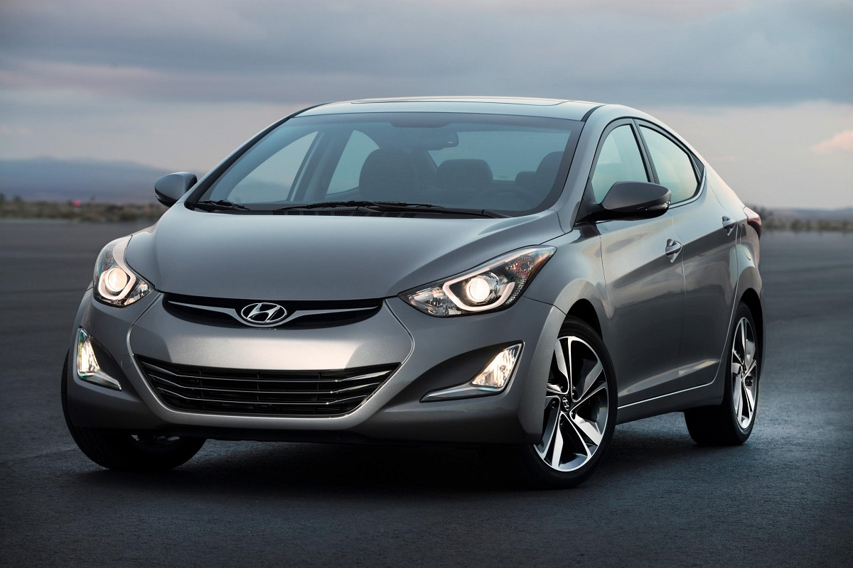 Since 2011, the Elantra's first full year in fifth-gen form, the Hyundai appeared to be the one car with any hope of unseating Honda's Civic at the top of the passenger car heap. But the Elantra couldn't escape the silver medal position, and in relative old age, sales are down 17 percent to 22,350 so far this year.