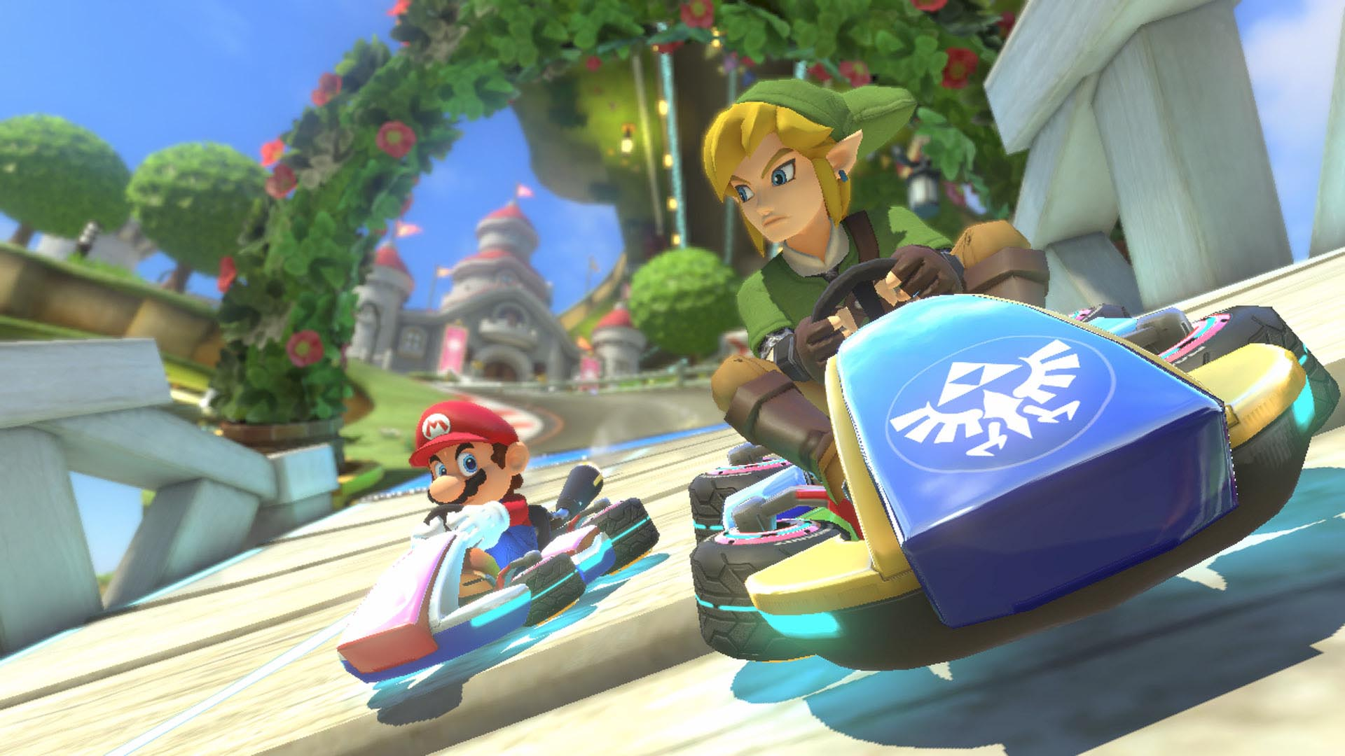 <i>Mario Kart</i>. Need we say more? Following its launch in May 2014, there have been two DLC packs released for the latest in the juggernaut franchise. Nintendo is producing new content through to 2016, but hasn't yet detailed what that content will be. | <b>For:</b> Wii U