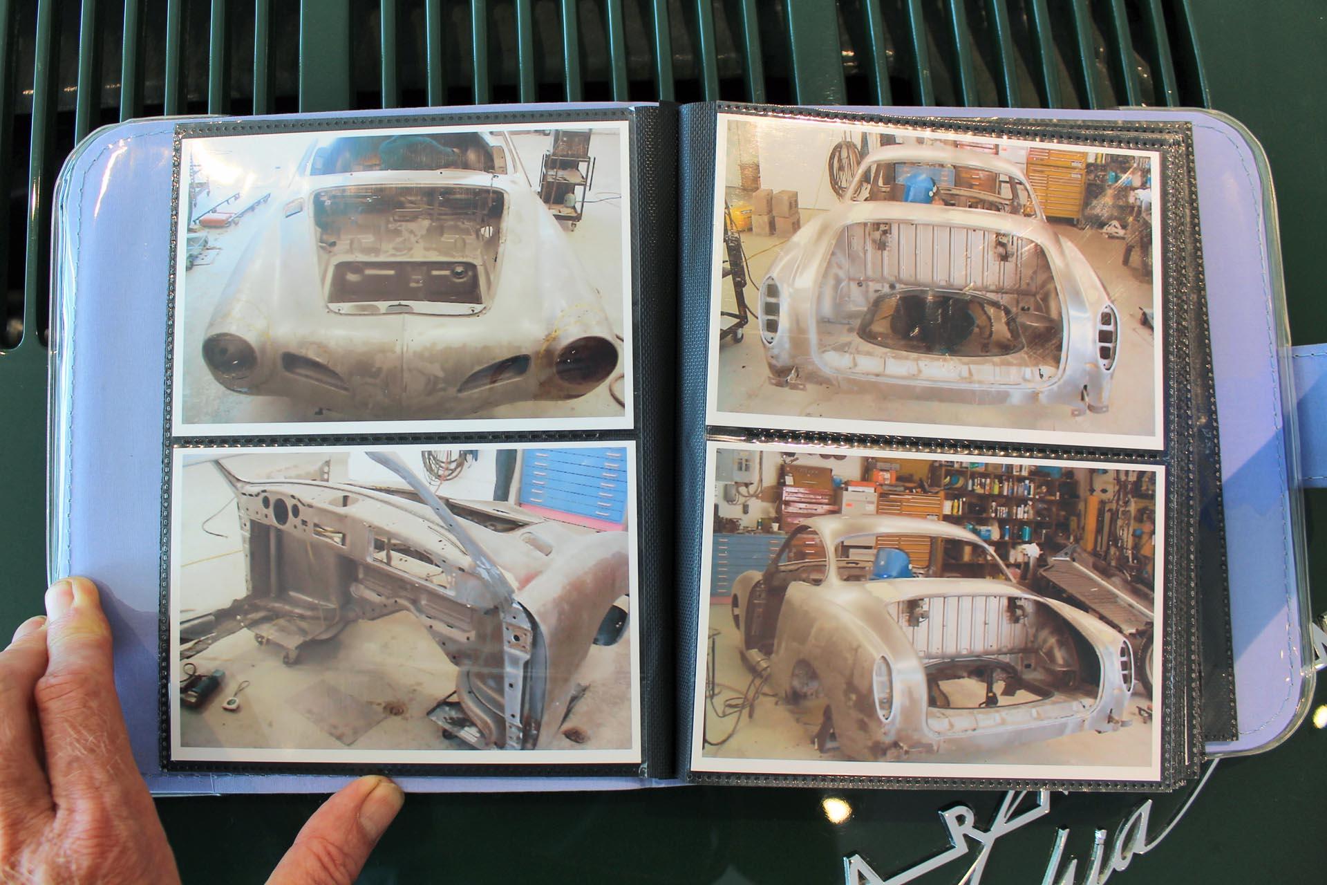 photos of restoration