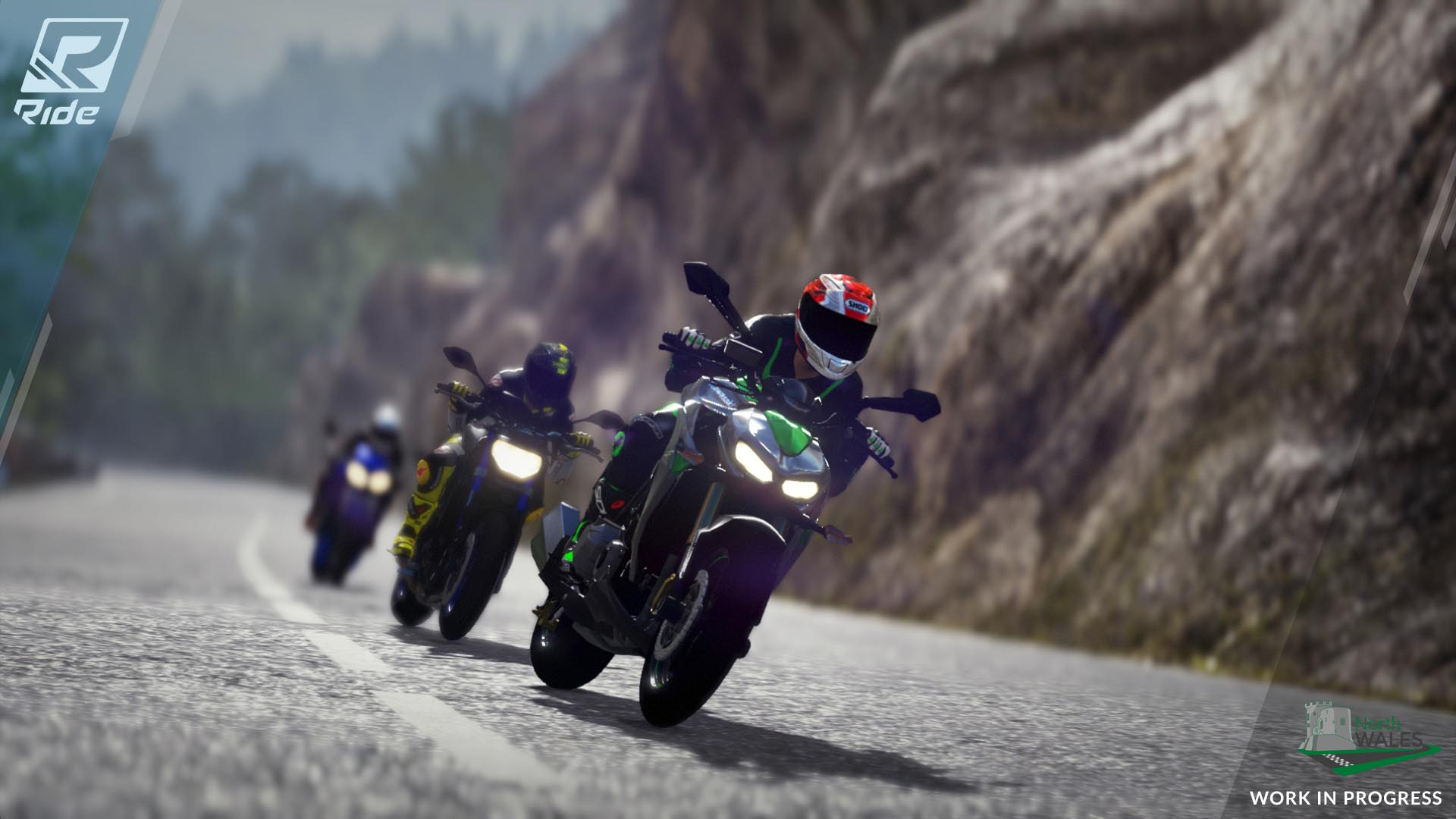 If you want to race using street bikes, or more customization, this is the one for you. The handling and gameplay is more forgiving compared to <i>MotoGP</i>, and rather than following the career of a current MotoGP rider, you create your avatar from scratch and your bike is completely customizable. | <b>For:</b> PC, PS4, Xbox One, PS3, Xbox 360