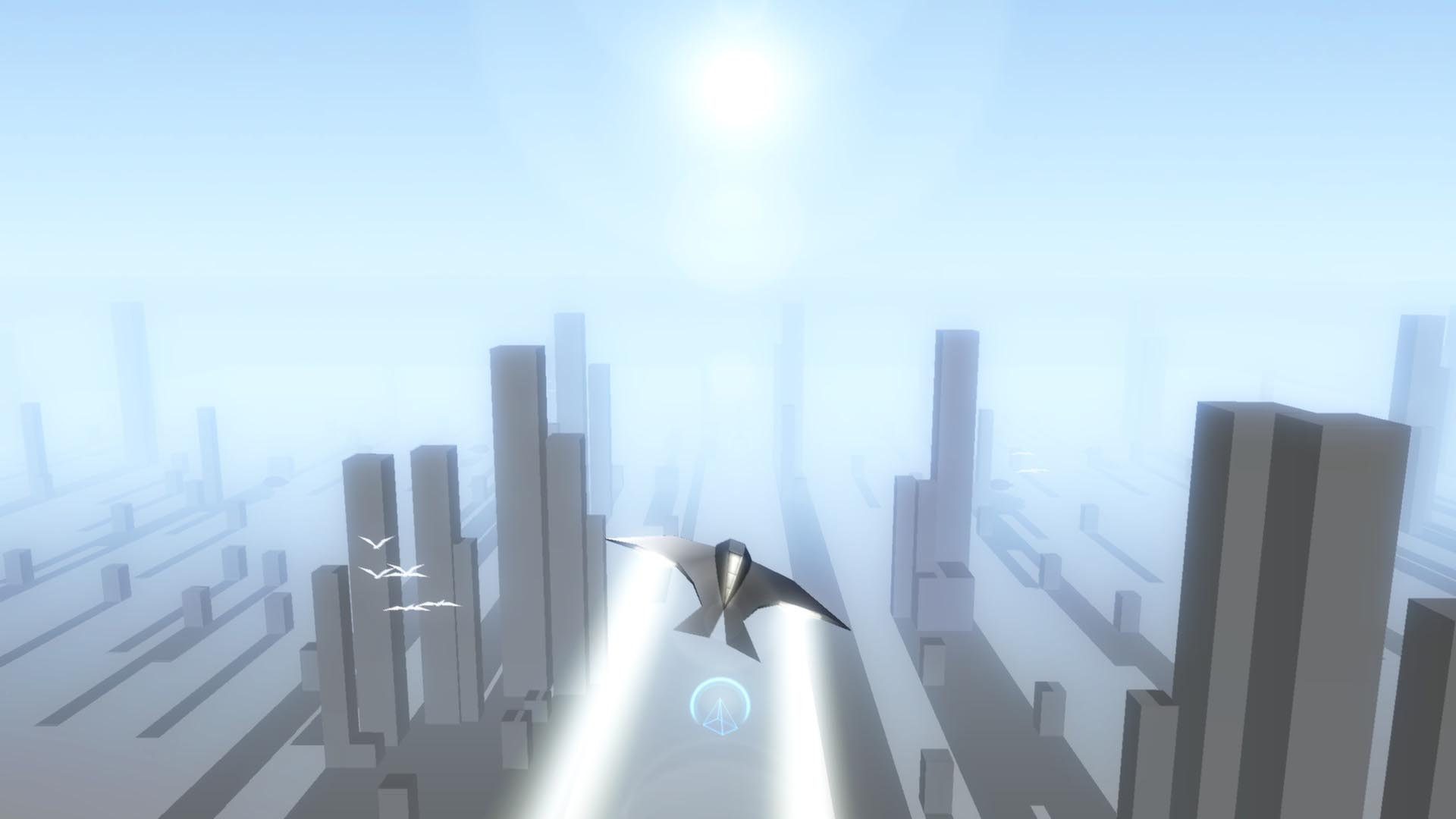 It's an endless runner (remember Canabalt?) but in a car. Despite the looming obstacles and twitch-based gameplay, it's a relatively zen experience, with nothing but you and the minimalist environment.   <b>For:</b> PC, Mac, Linux, PS4, PS3, Vita