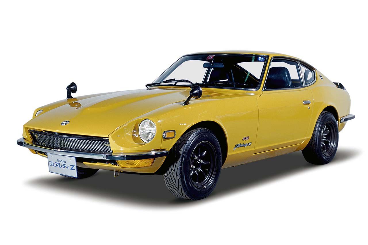 While the Japanese car industry is now highly regarded, in its early days it was known for small, cheap, semi-disposable cars. The Toyota 2000GT changed that perception a little, appearing on-screen with James Bond in glamourous white, but it was very rare, and little known. However, in 1970, here came the Datsun 240Z to prove that the Japanese could make a properly desirable car. With a powerful straight-six engine and European styling, the Z was an instant classic. It still is – watch for values to rise on these.