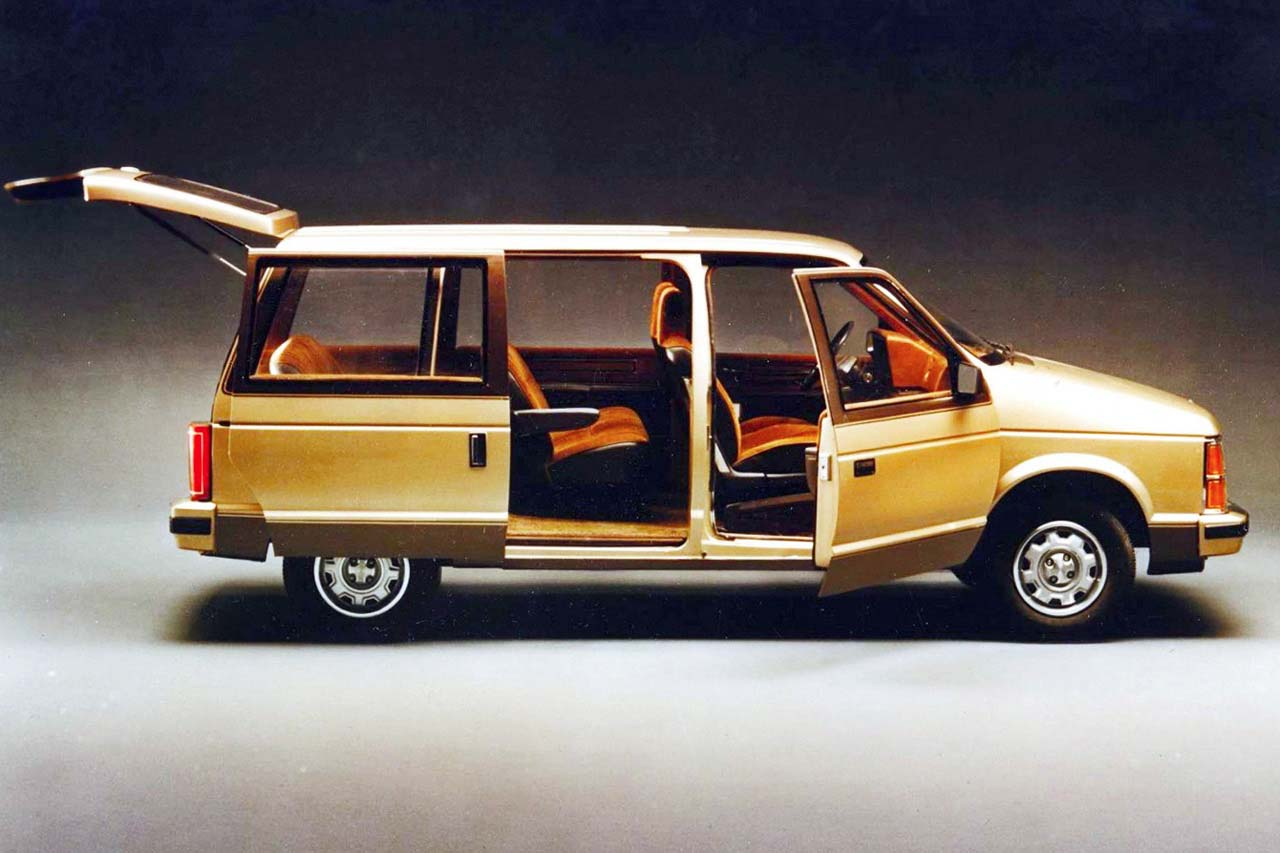 There's not much glamour to be had with a minivan, but Dodge's Caravan defined a generation in the same way that the giant station wagons of the 1960s did. Built on the bones of Chrysler's K platform, they were the first minivans. Everybody's been in a Caravan at least once, whether as a kid carpooling to soccer practice, or just borrowing one to move. In many ways, they're even more useful than a pickup truck, and while they're not much in the eye candy department, for many families, they're the dependable workhorse.