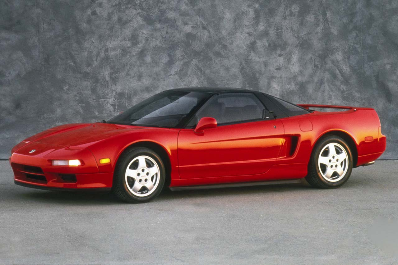 It came seemingly out of nowhere, snapping Ferrari out of complacency and putting the world on notice. The mid-engined NSX looked heart-stopping and drove like a dream, but it was about as complicated to own as a Honda Civic. Famously tuned in the chassis department by Ayrton Senna, the NSX proved that Japan could build a supercar, and make it capable of everyday life too. The new upcoming version has some pretty big boots to fill.