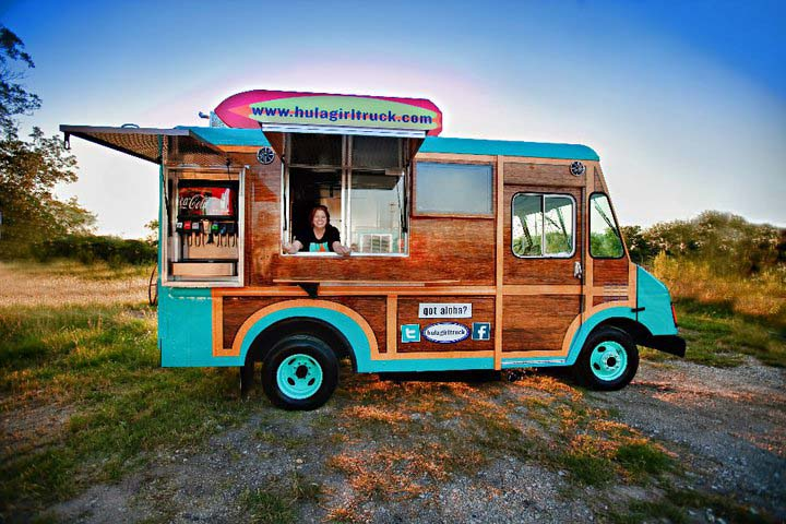 This Washington DC Food truck brings the tastes of Hawaii to the US capital, but we love it for its tribute to surfing culture and the good old-fashioned woody wagon, perfectly capturing the spirit of automotive Aloha.