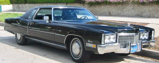 One evening, during his rookie season in 1971-72, future superstar Guy Lafleur was eating dinner with teammate Serge Savard and a wealthy friend at a Montreal restaurant, when on a whim, they decided to all buy cars. So, they trotted down the road right then and proceeded to purchase three identical Cadillac Eldorados like this one. Lafleur remembers each vehicle cost $5,500 – roughly $30,000 in today's money – which ate up about 20 percent of his salary that year. Sadly, laments Savard, in their youthful naiveté they neglected to negotiate a volume discount from the undoubtedly surprised and delighted dealer.