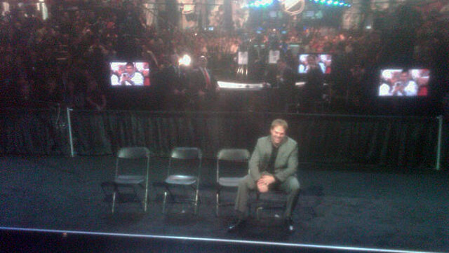 On a lighthearted note, what do these two have in common, besides great skill? They were the last picks in the 2011 and 2012 players' draft at the All Star game, as evidenced by this photo of a lonely Kessel tweeted by Alexander Ovechkin.