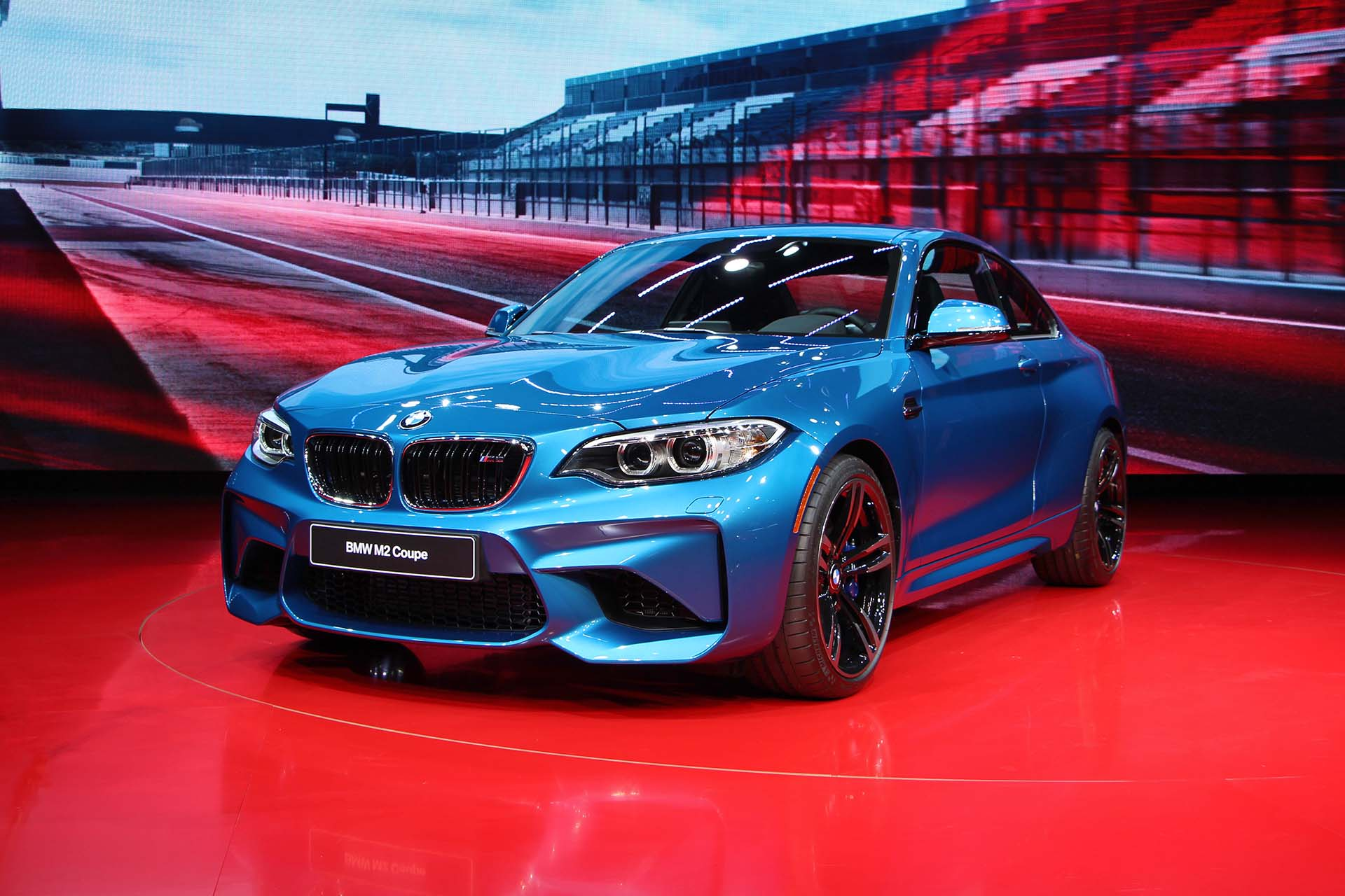 """But we promised you the hotness, and here it is: the BMW M2 Coupe – rear-wheel drive, manual transmission, 365 horses. """"New king of the pocket rockets?"""" editor Jonathan Yarkony asks. We say yes."""