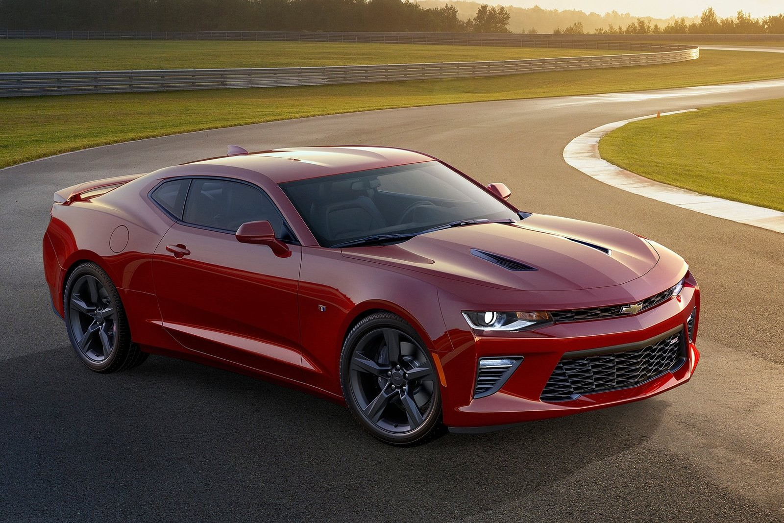 Chevrolet brought four new models to Montreal, the highlight being the all-new Camaro. It might get the most eyeballs...