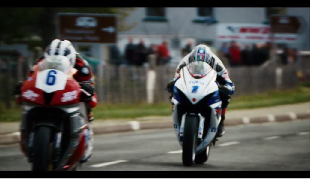 """For those with more of a two-wheel persuasion, this could be just the ticket for you. Narrated by Liam Neeson and centred around the lives of Ireland's Dunlop family -- brothers William and Michael and their father Robert and uncle, Joey -- Road is actually a rather sobering look at the world of top-tier motorcycle racing. Joey and Robert both succumbed to injuries after separate crashes, and it's interesting to see how disenchanted William is with racing professionally, a job that many boys, girls, men and women would classify a """"dream job""""."""