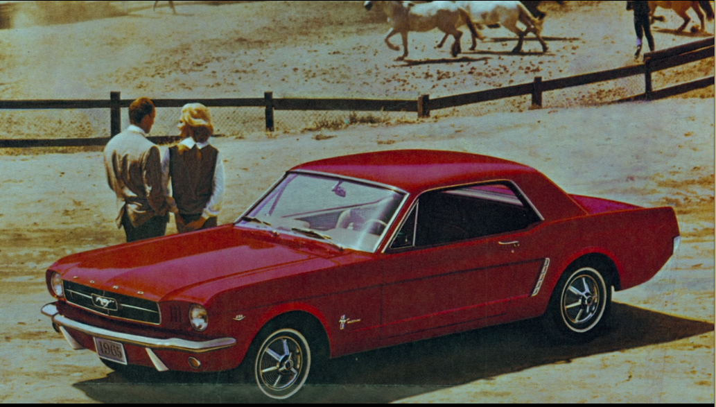 More of a Mustang person than a Corvette person? Have a look at this little doc. Indeed, while it's centred around the development of the latest gen of the car, parallels are drawn between it and models past. Everything Mustang is discussed, from the origins of the model, to its role in Hollywood, to how it's changed over the years.