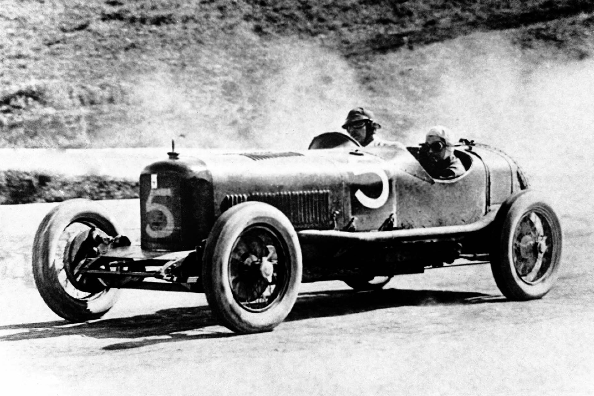 Alfieri Maserati, Guerino Bertocchi