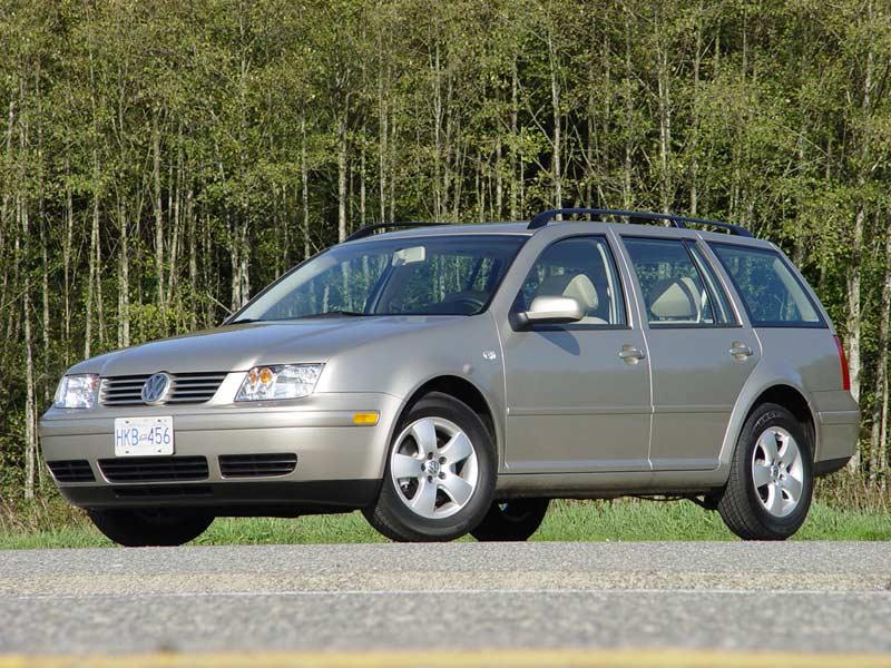 2005 Volkswagen Jetta TDI Wagon
