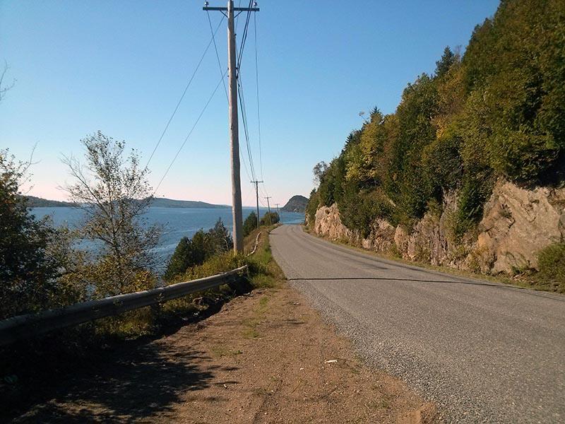 Route 845, New Brunswick