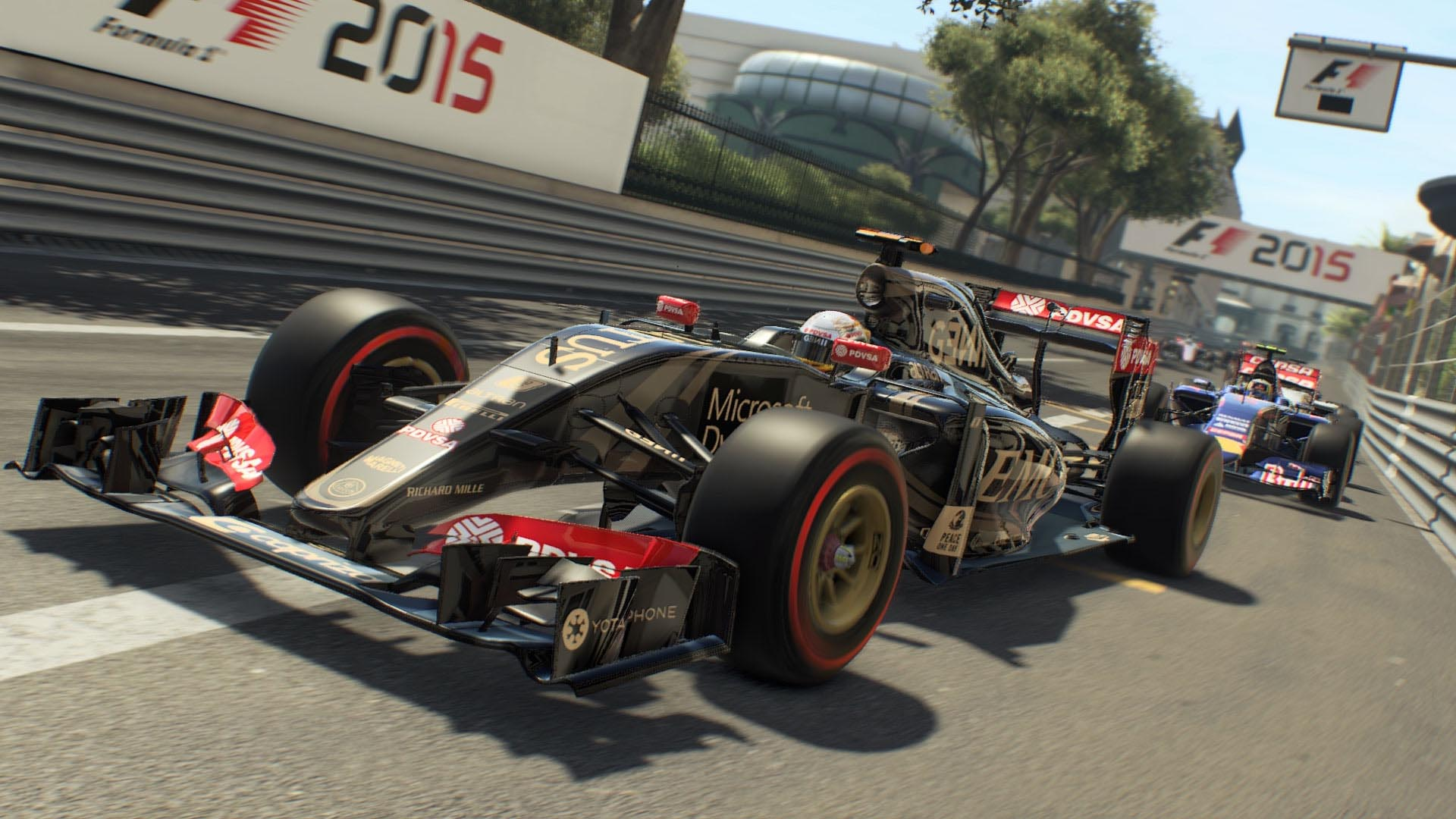 First up is the newest installment in the venerable F1 game series from developer Codemasters. It features an all-new game engine which delivers better graphics and physics. However, fans of <i>F1 2014</i> should note that there is no co-op or career mode this time around. | <b>For:</b> PC, PS4, Xbox One
