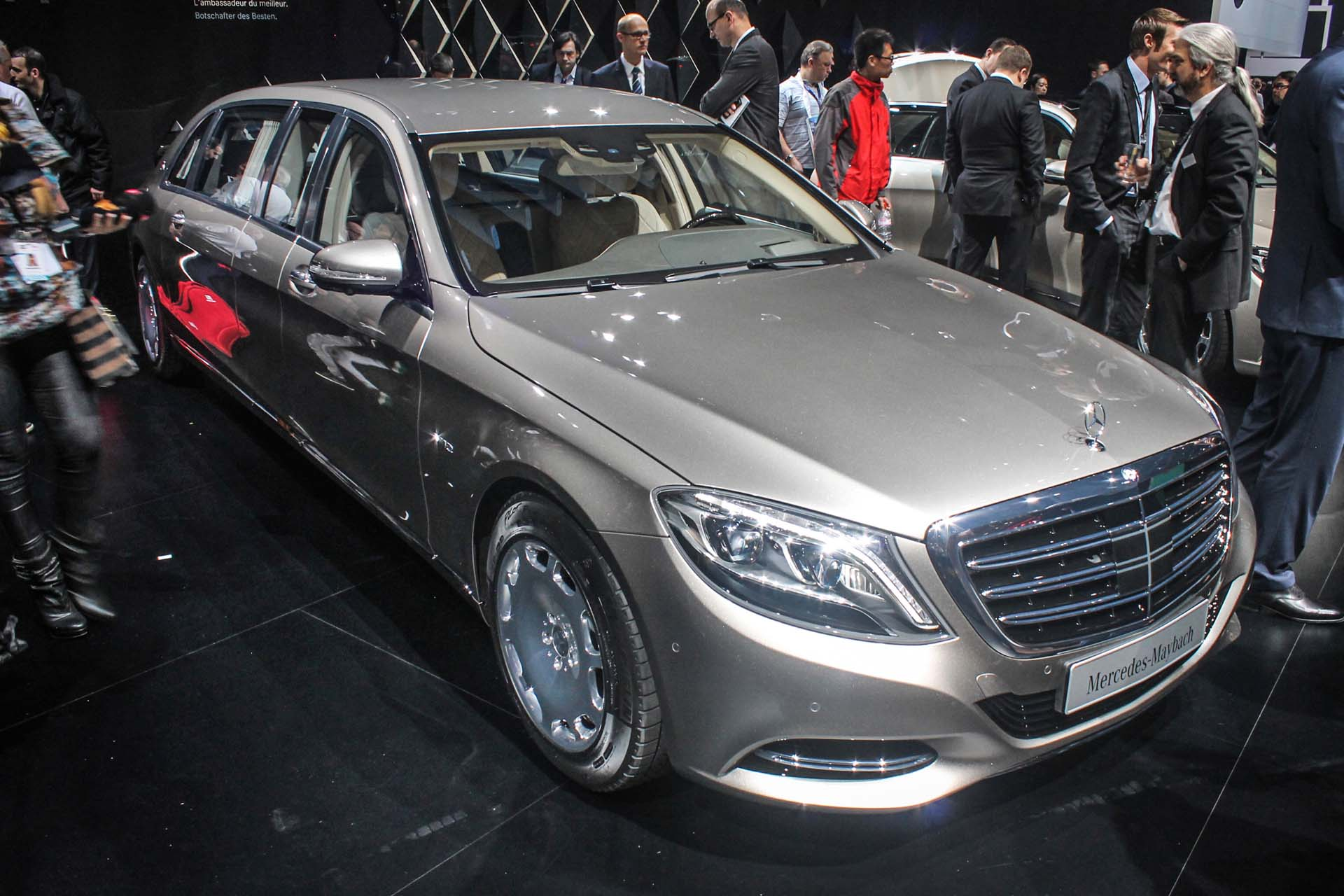 We've come a long way, Bertha. Geez, make that Big Bertha: the Mercedes-Maybach super-limo isn't just partially named after a Zeppelin engine manufacturer, it's the size of a dirigible too. From that original, single-cylinder vehicle to a massive opulent palace on wheels, Mercedes continues to be at the highest echelons of what's available in an automobile. Nowadays, though, you can get somebody to drive for you.