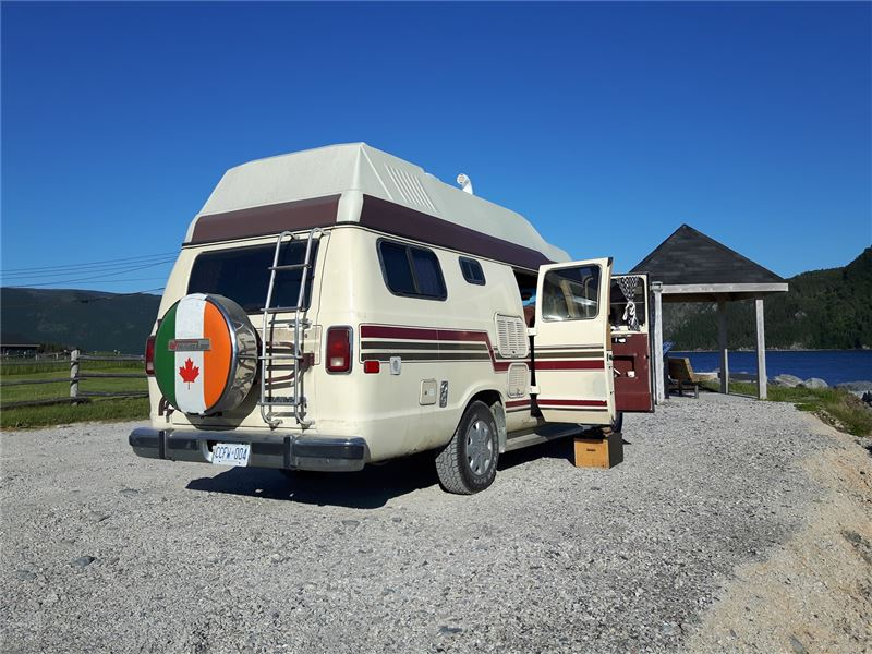 Find Of The Week 1988 Dodge B 250 Camper Conversion