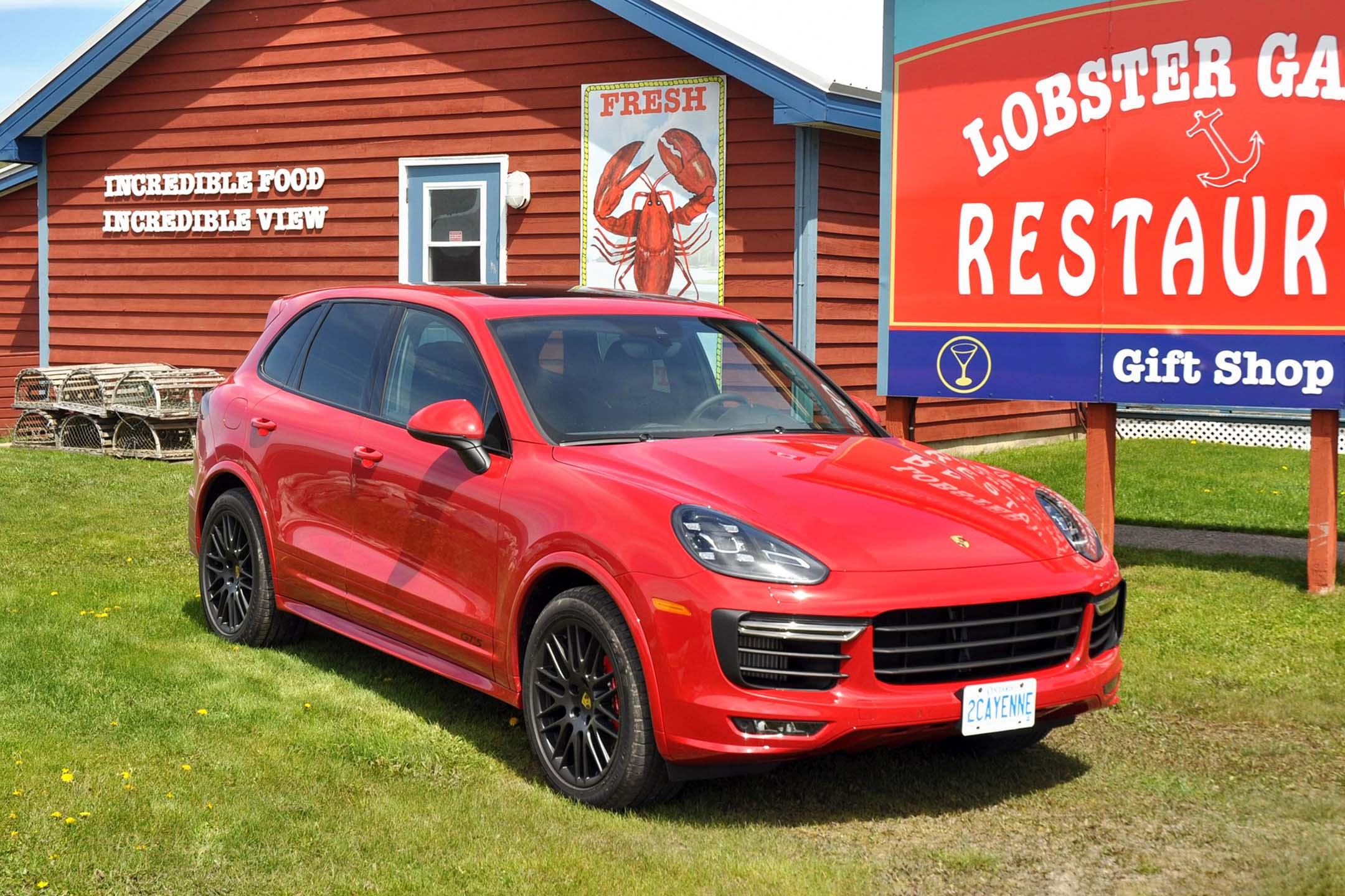 2017 Porsche Cayenne Gts First Drive Review