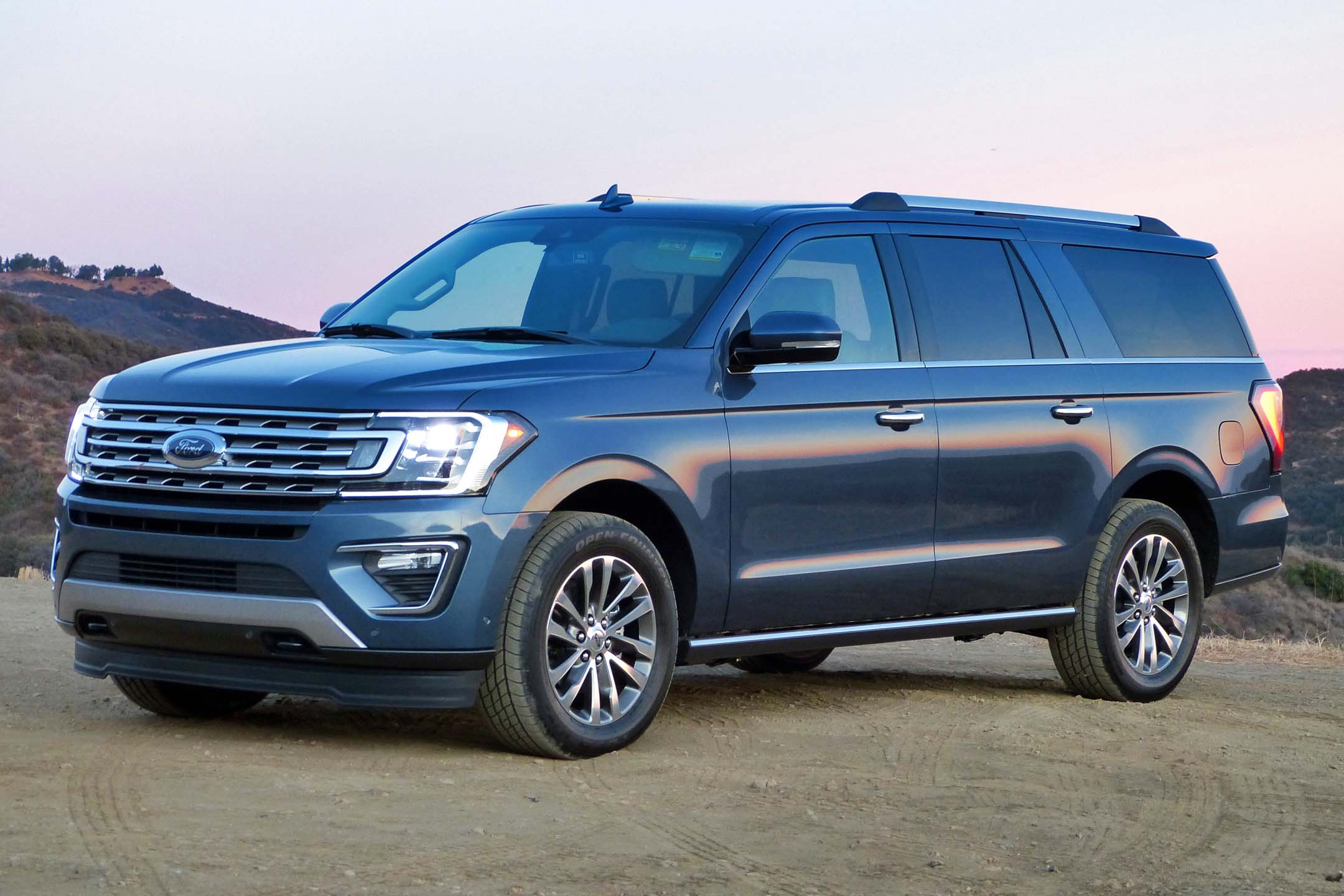 First Drive  Ford Expedition