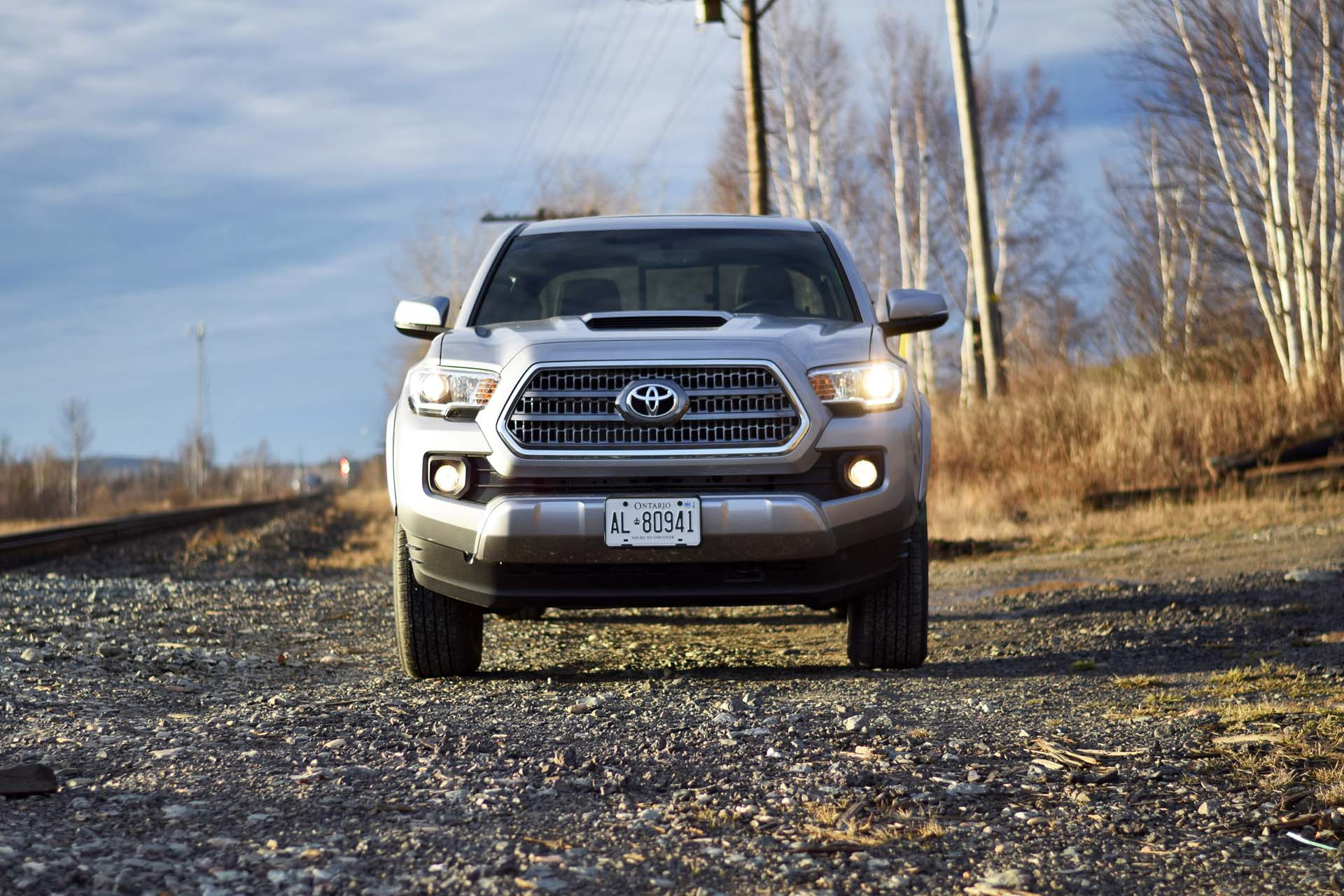 Toyota Tacoma 2015-2018 Service Manual: Installation