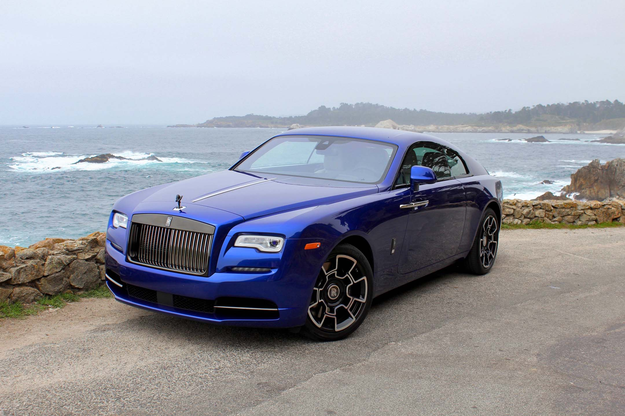 2018 Rolls Royce Wraith Black Badge First Drive Review