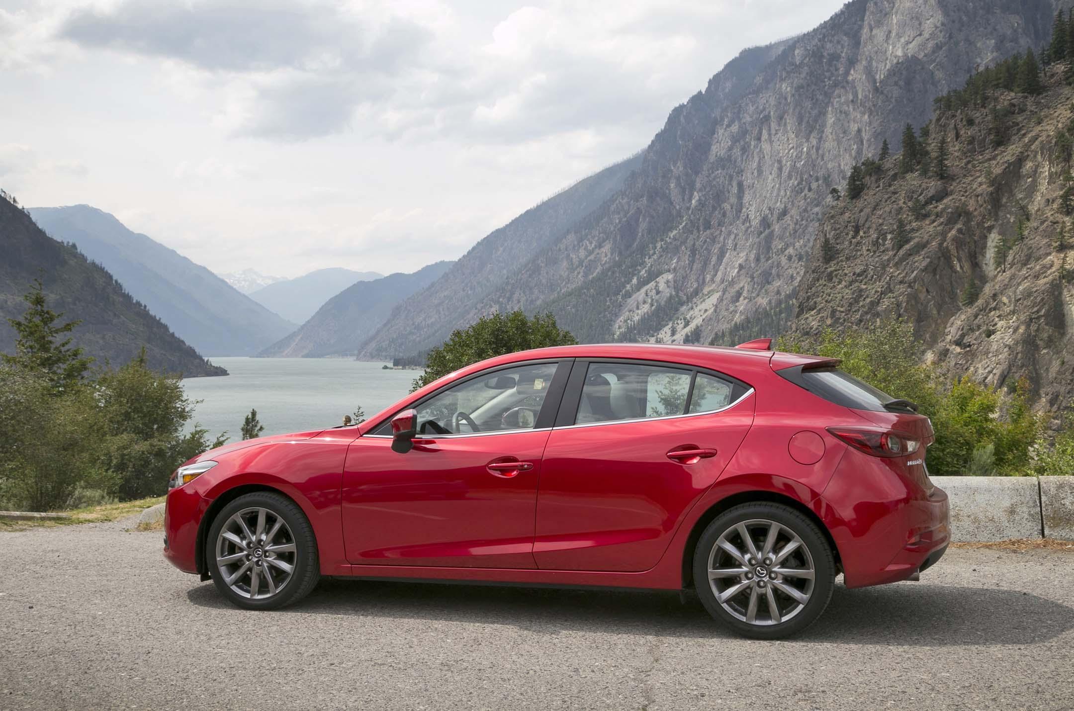 Delightful Test Drive: 2018 Mazda3 Sport GT In BC