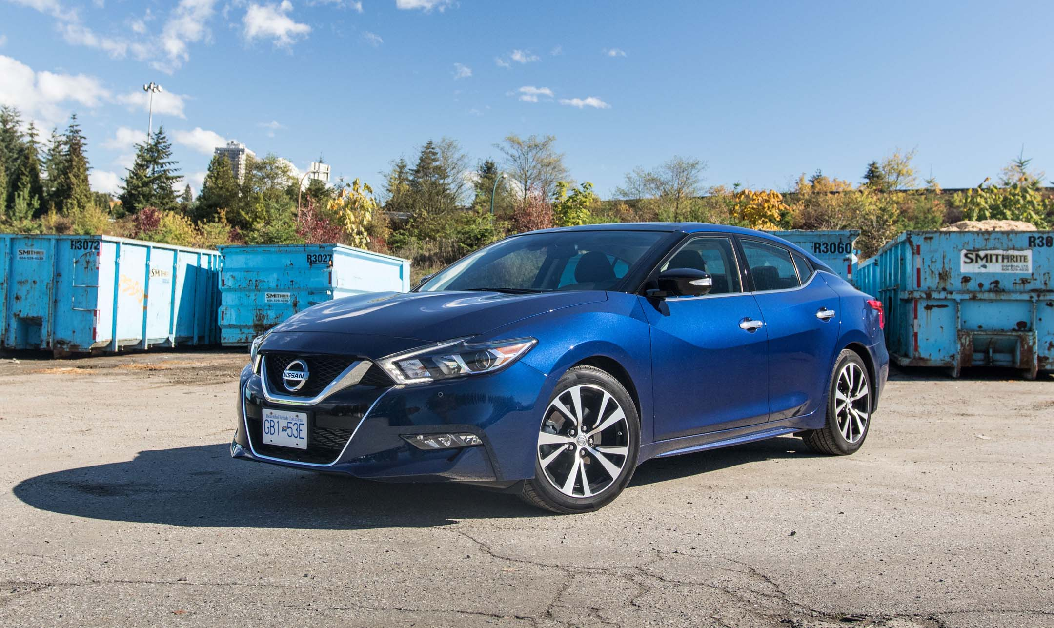 2016 2018 Nissan Maxima Used Vehicle Review