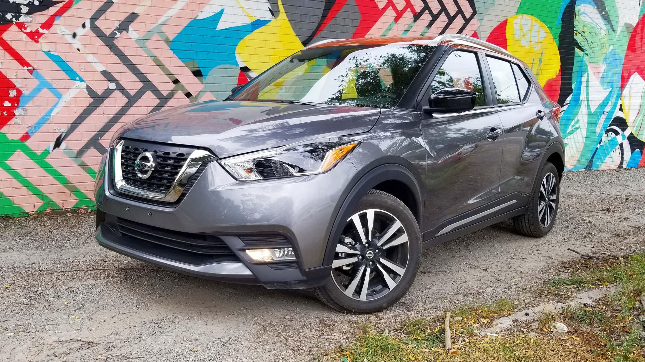 2018 Nissan Kicks Sr Test Drive Review