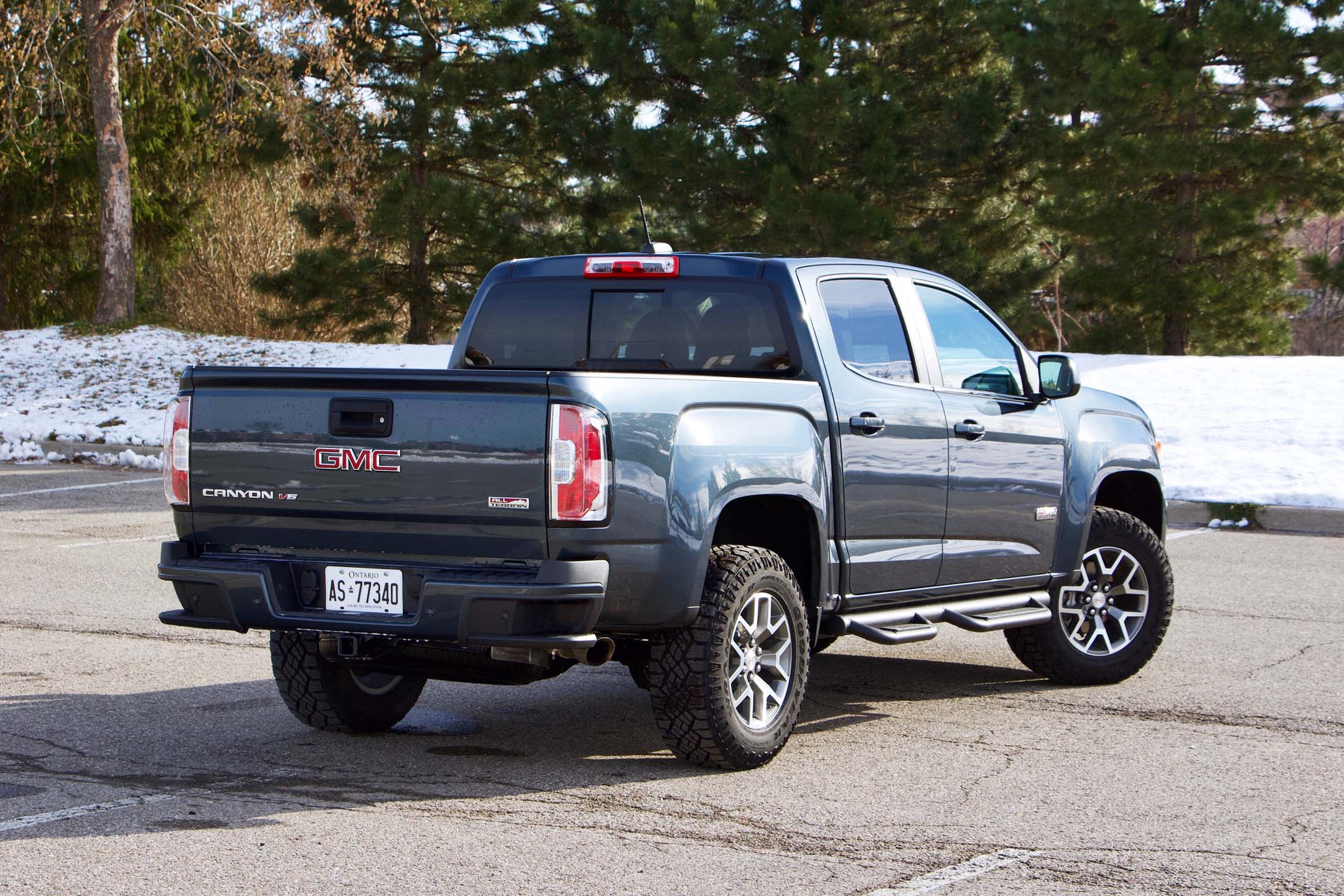 2019 Gmc Canyon All Terrain Test Drive Review