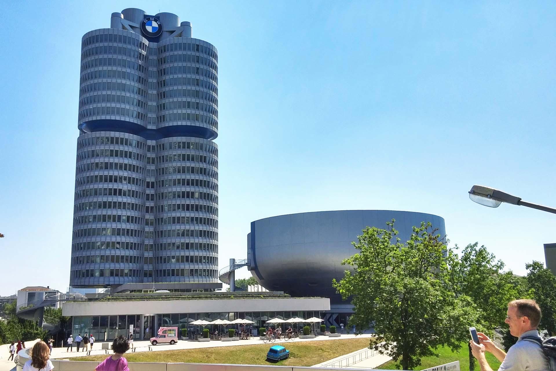 BMW Welt – BMW World