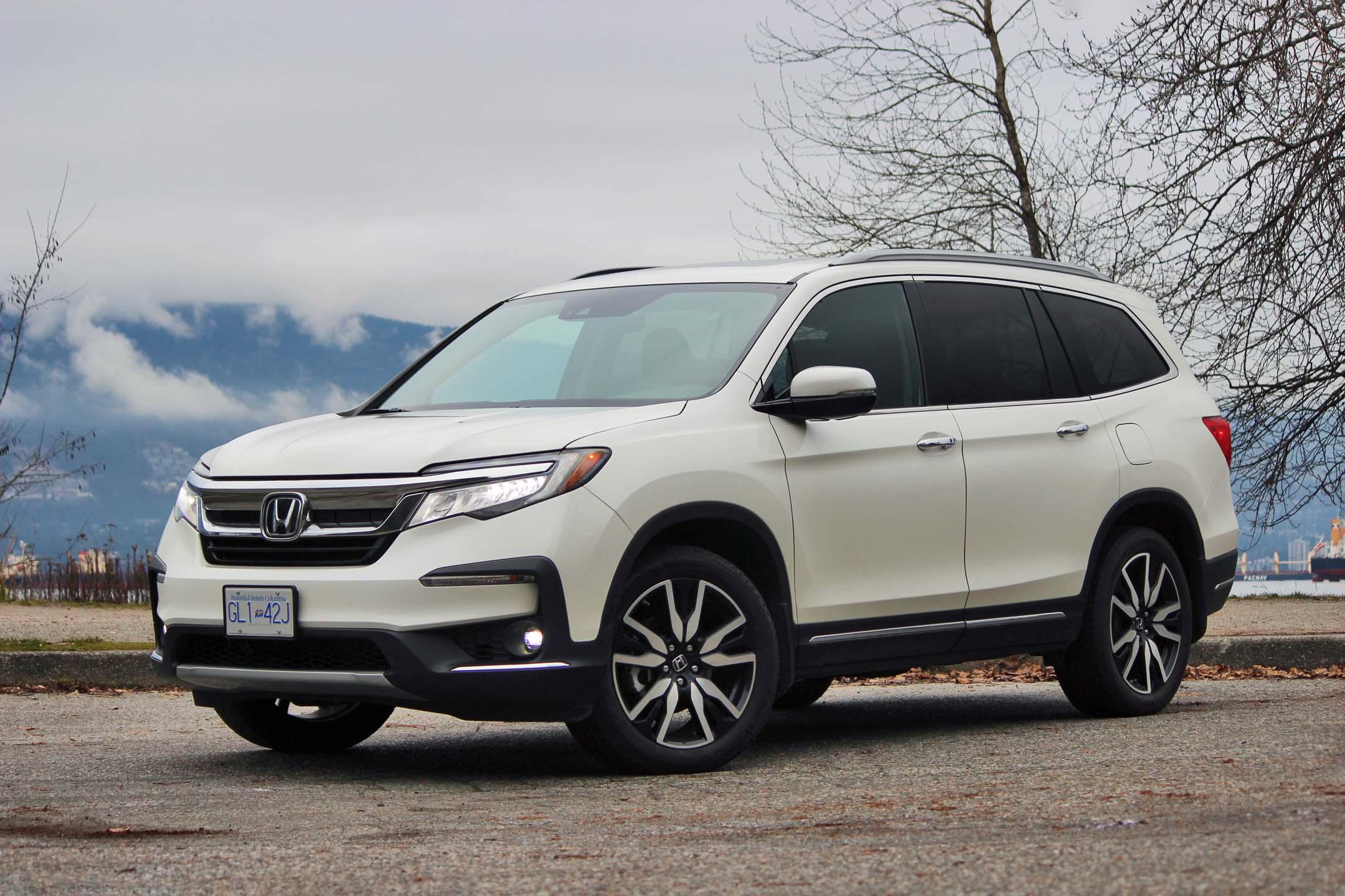 2016 2019 Honda Pilot Used Vehicle Review Expert Reviews Autotrader Ca