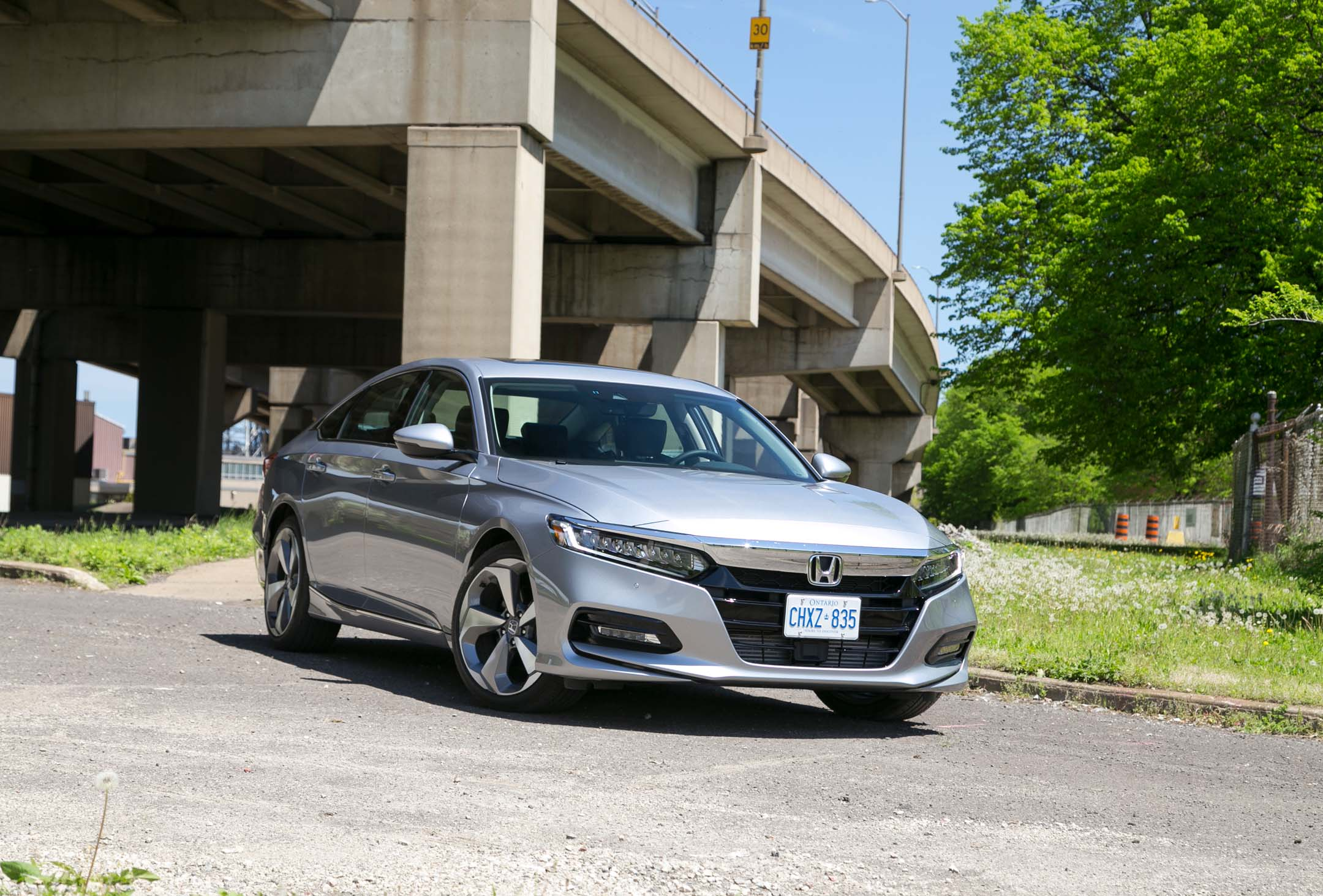 2019 Honda Accord Touring 2 0 Review