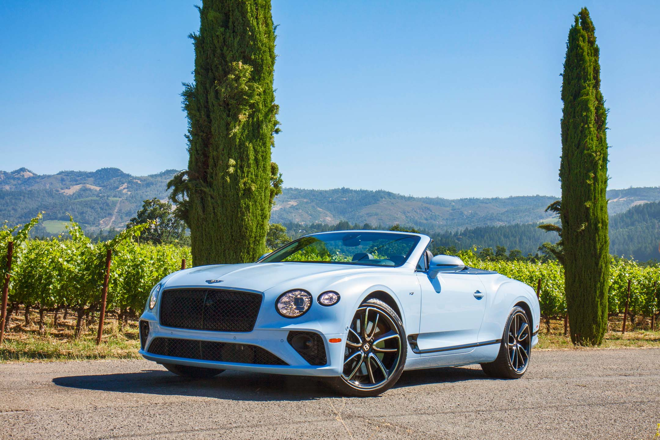 2020 Bentley Continental Gt Review First Drive