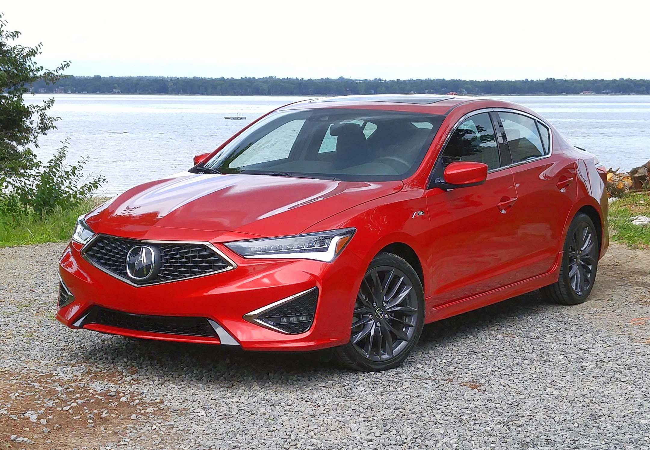 2019 Acura Ilx Review Expert Reviews Autotrader Ca