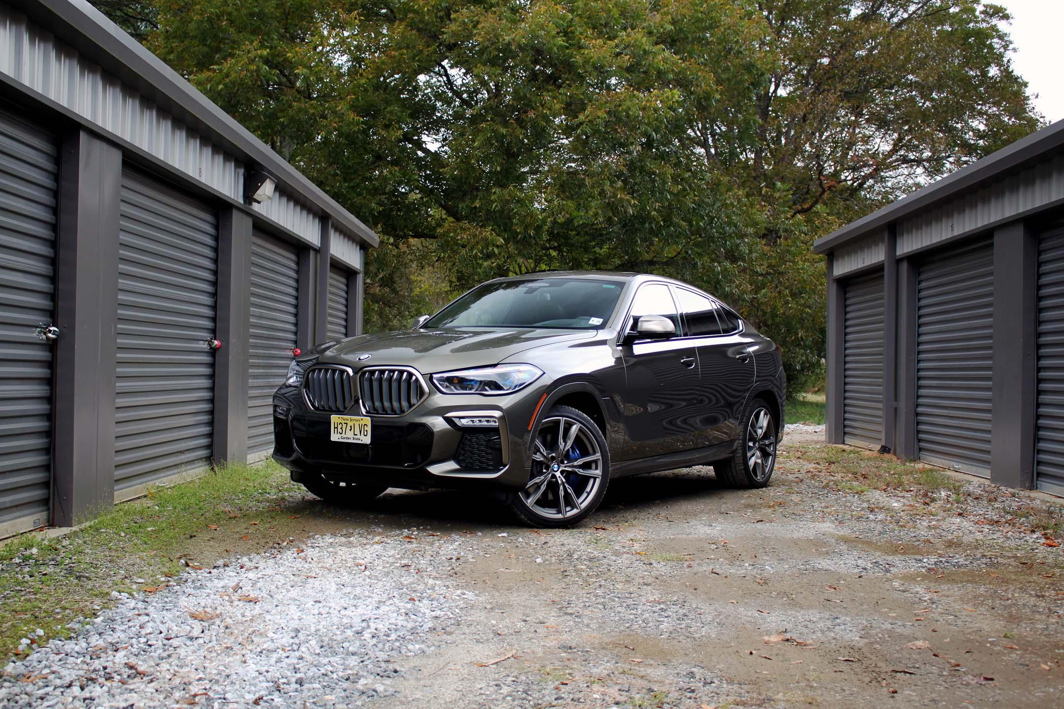 2020 Bmw X6 M50i Review Expert Reviews Autotrader Ca